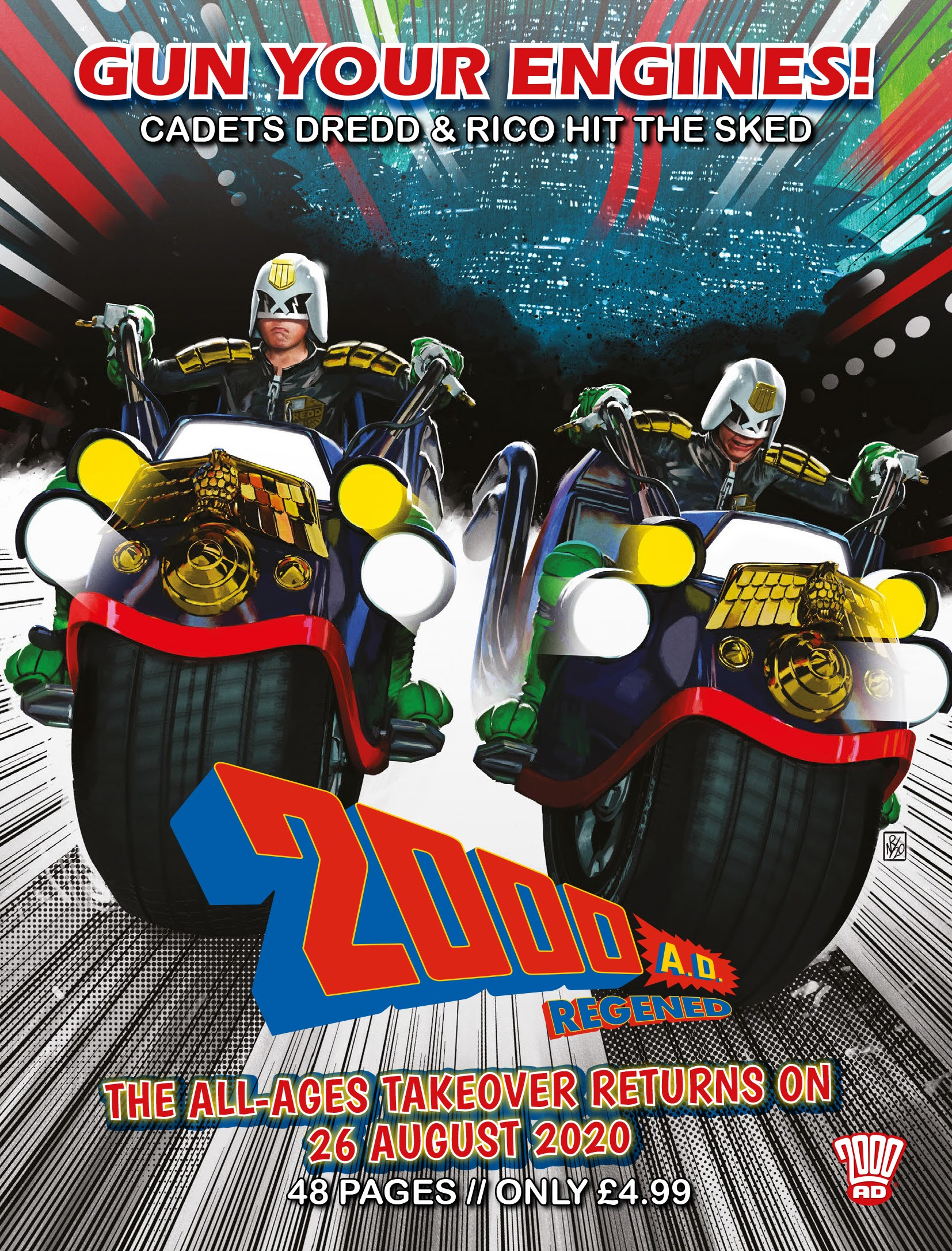 2000 AD 2195 Page 31