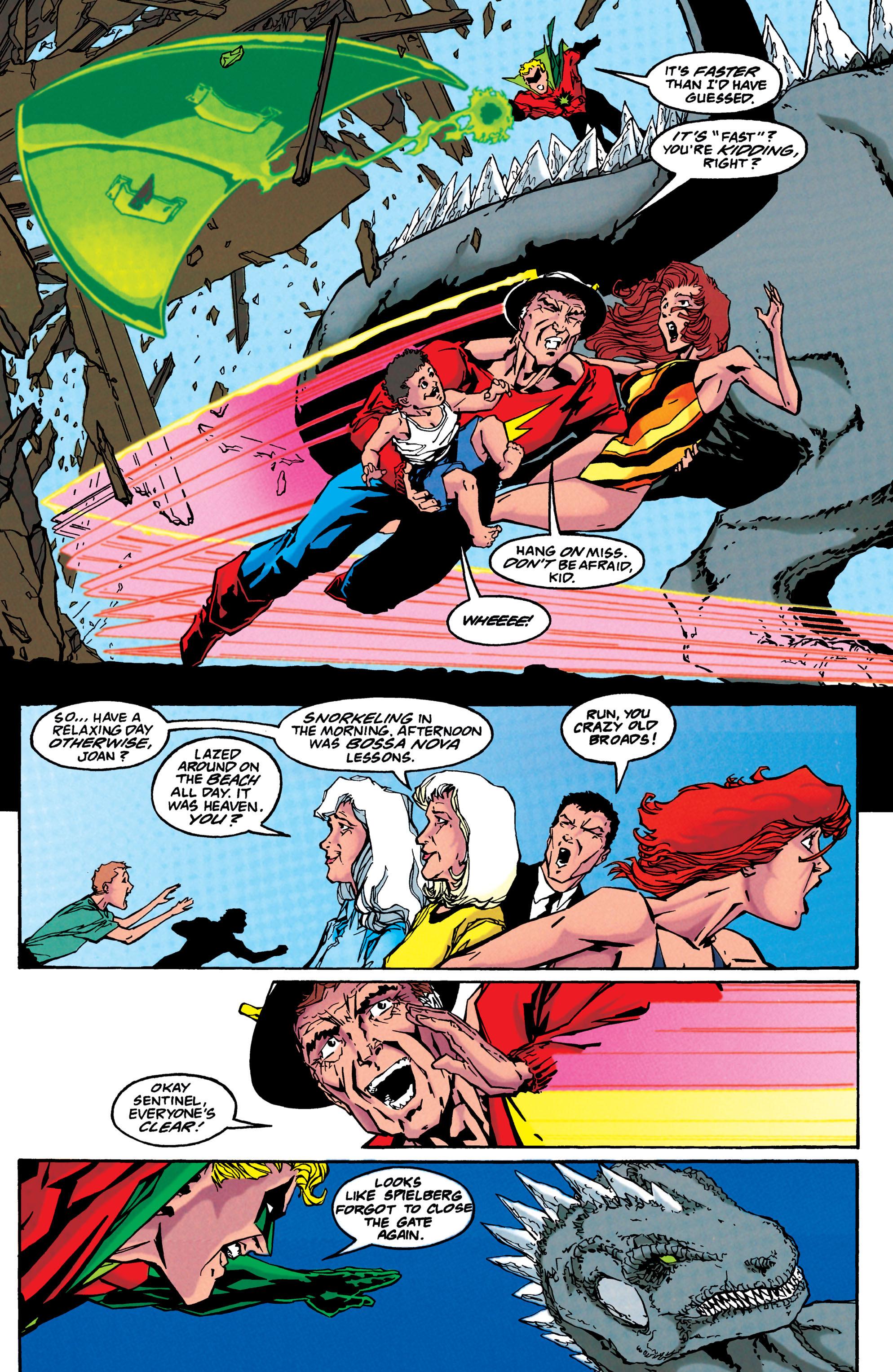 Read online Aquaman (1994) comic -  Issue #44 - 4