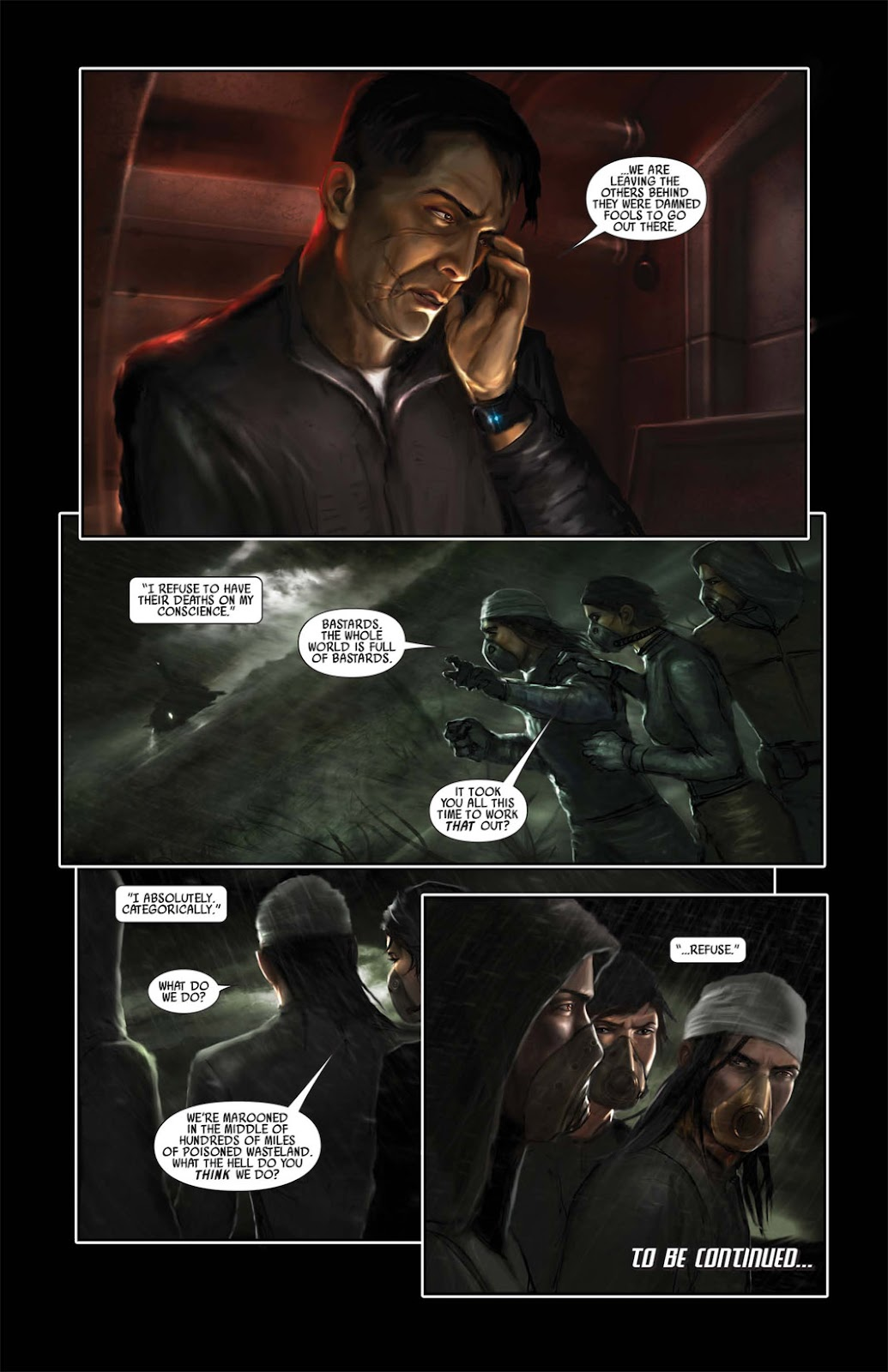Read online After Dark comic -  Issue #1 - 51