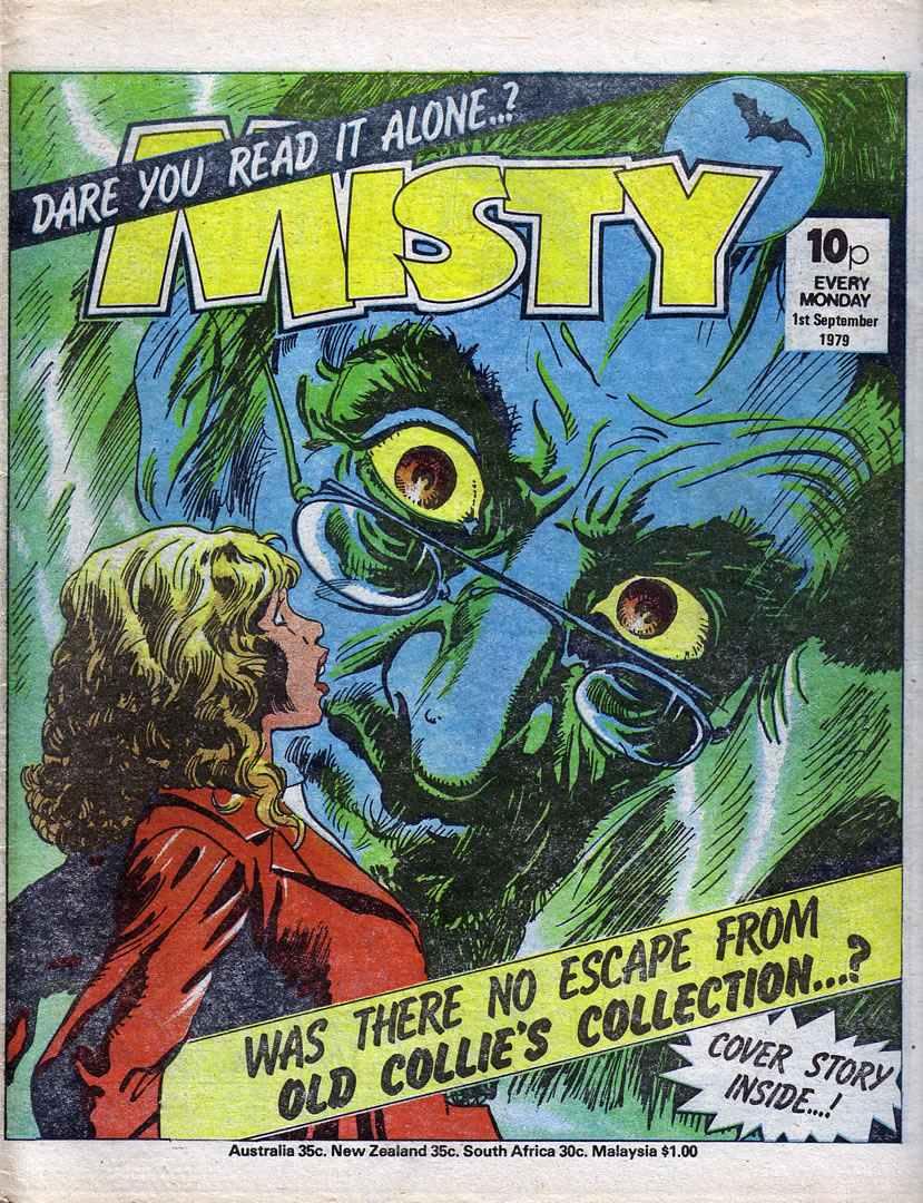 Misty (1978) 82 Page 1