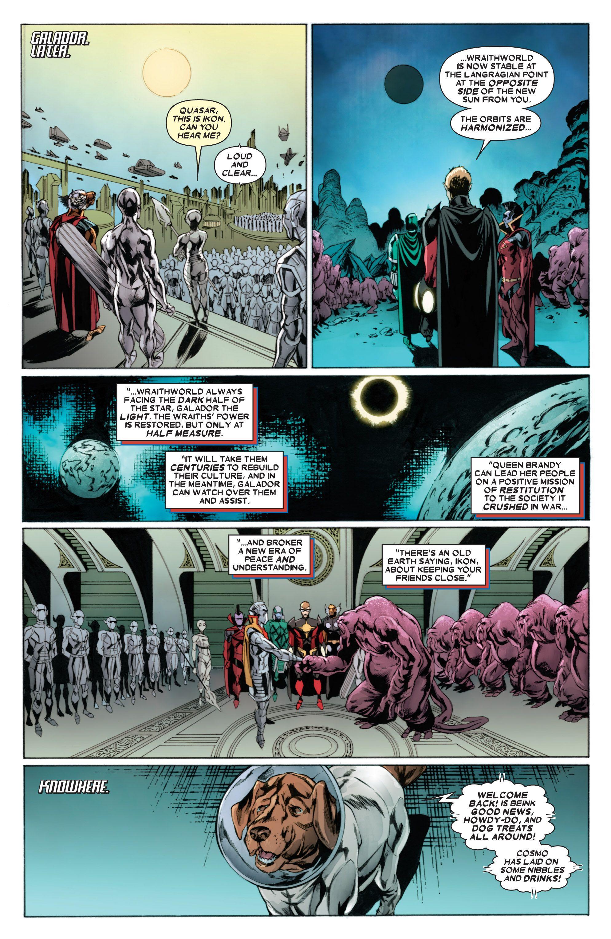 Read online Annihilators comic -  Issue #4 - 19