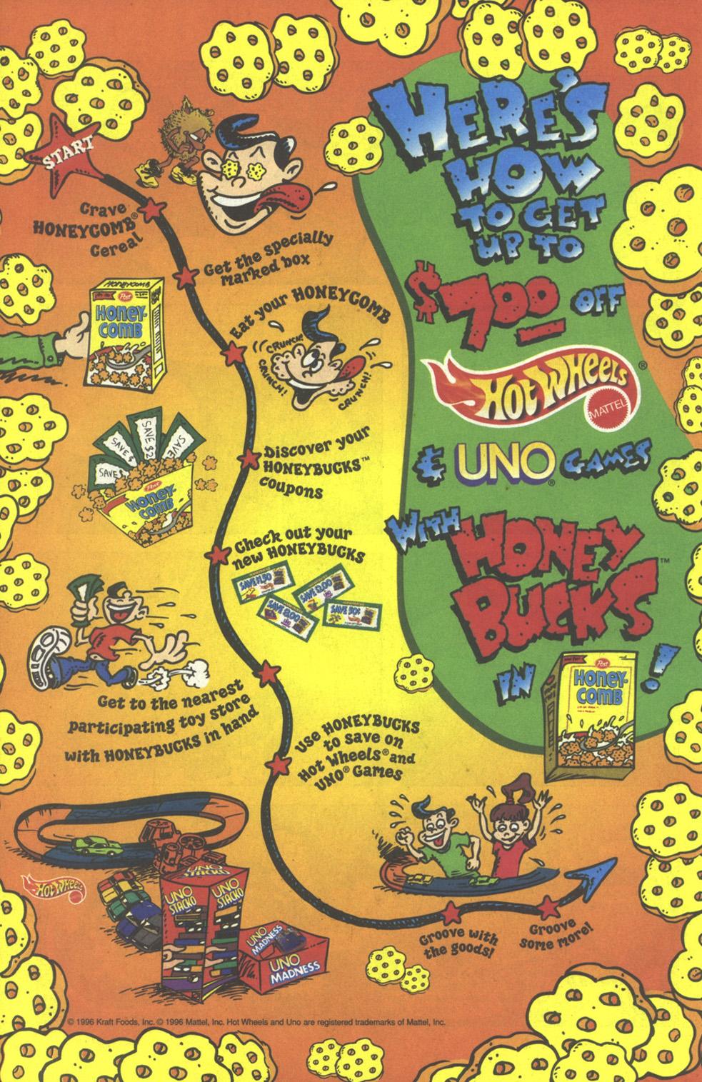 Read online Simpsons Comics comic -  Issue #26 - 23