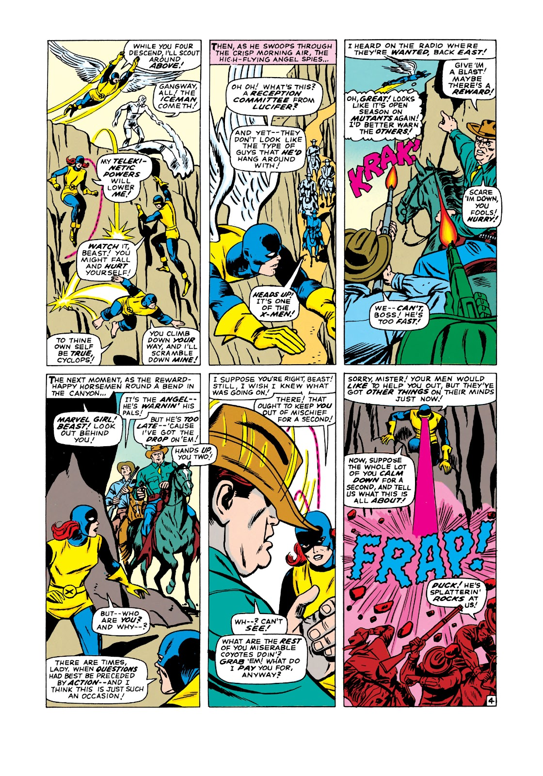 Uncanny X-Men (1963) issue 21 - Page 5