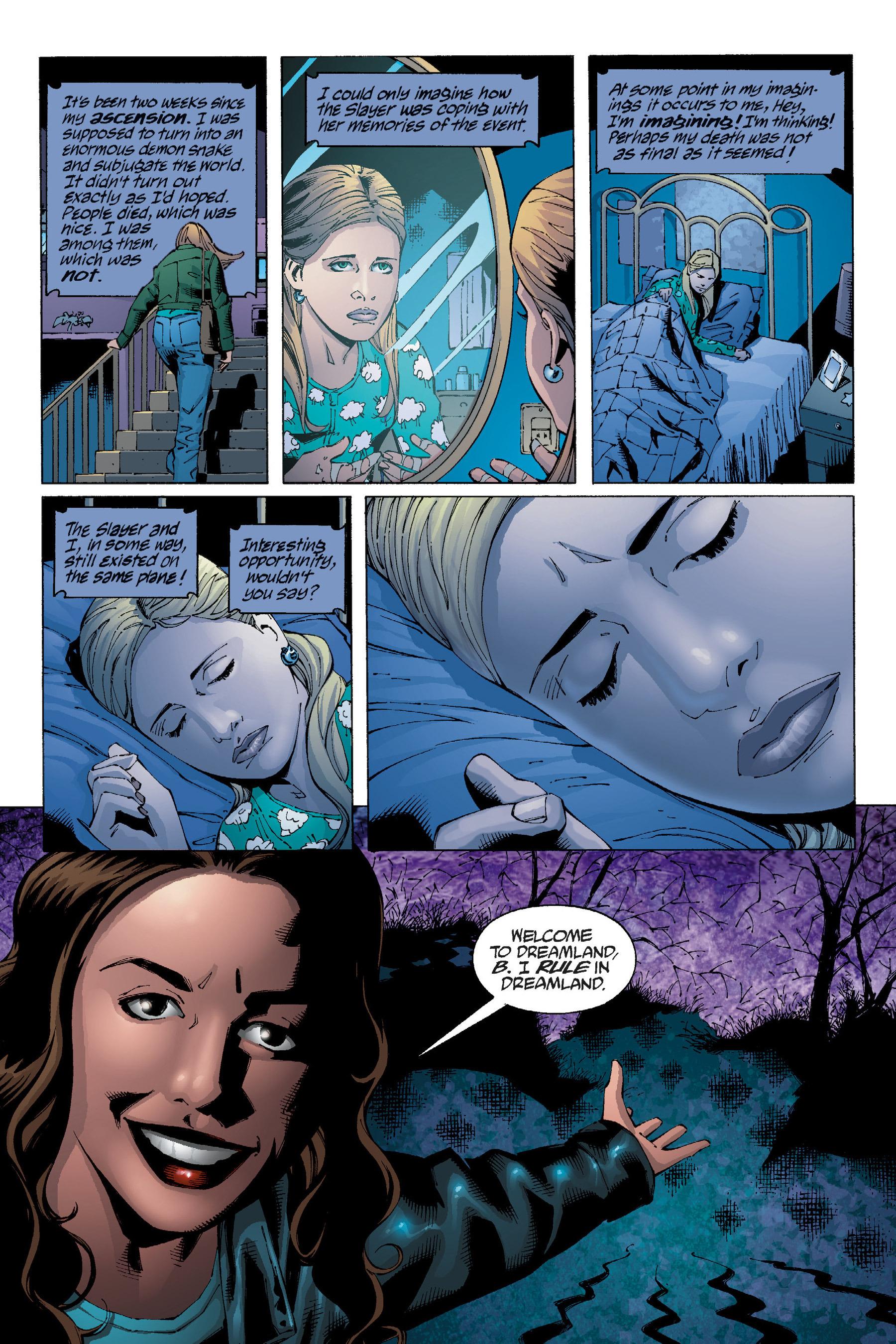 Read online Buffy the Vampire Slayer: Omnibus comic -  Issue # TPB 5 - 13
