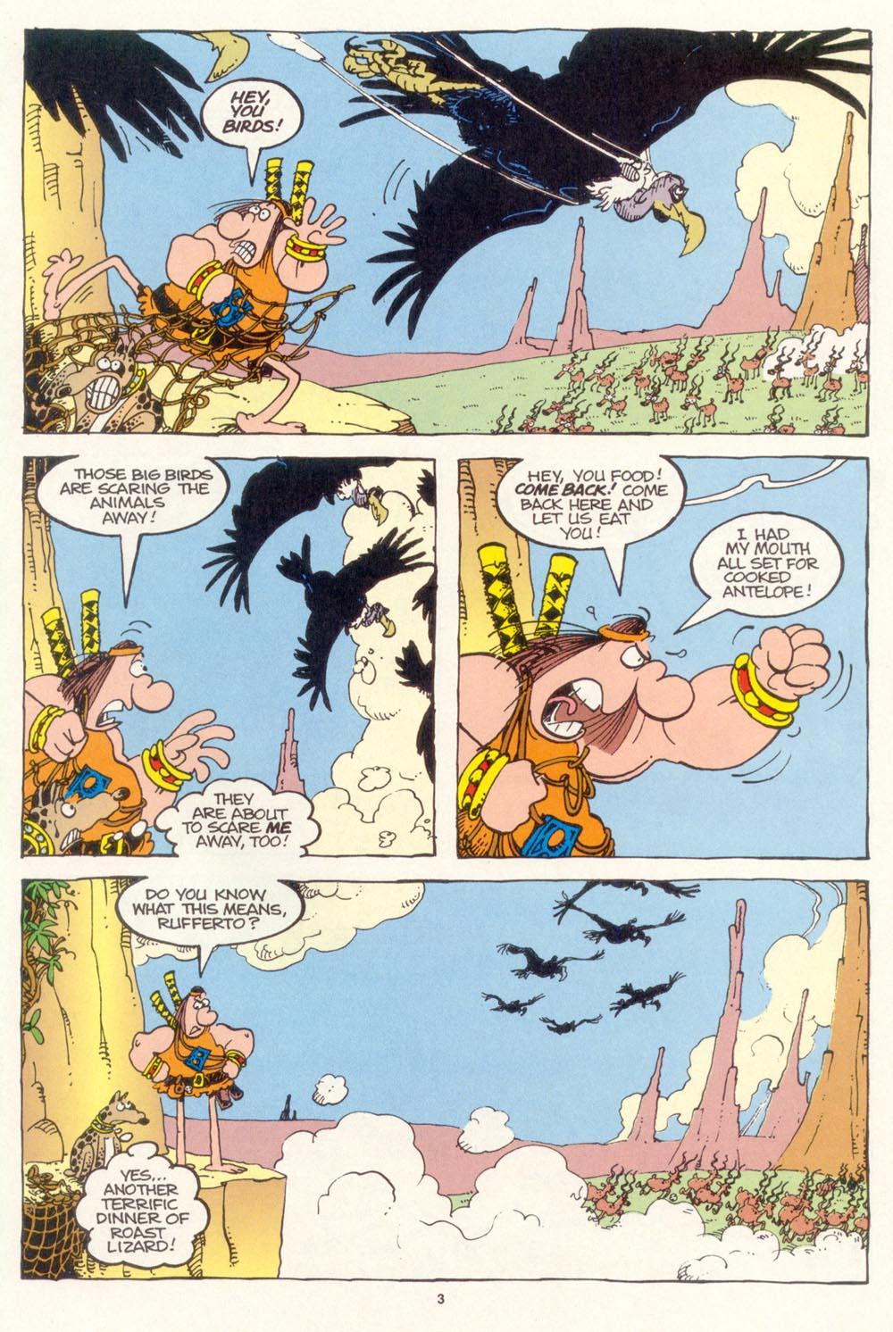 Read online Sergio Aragonés Groo the Wanderer comic -  Issue #114 - 5