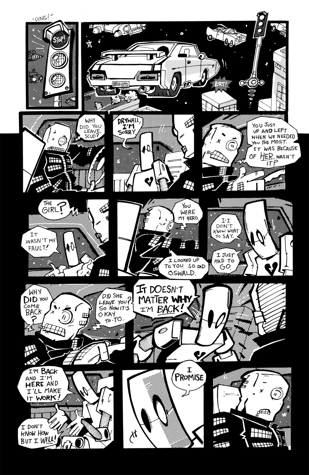 Read online Scud: The Disposable Assassin: The Whole Shebang comic -  Issue # TPB (Part 4) - 52