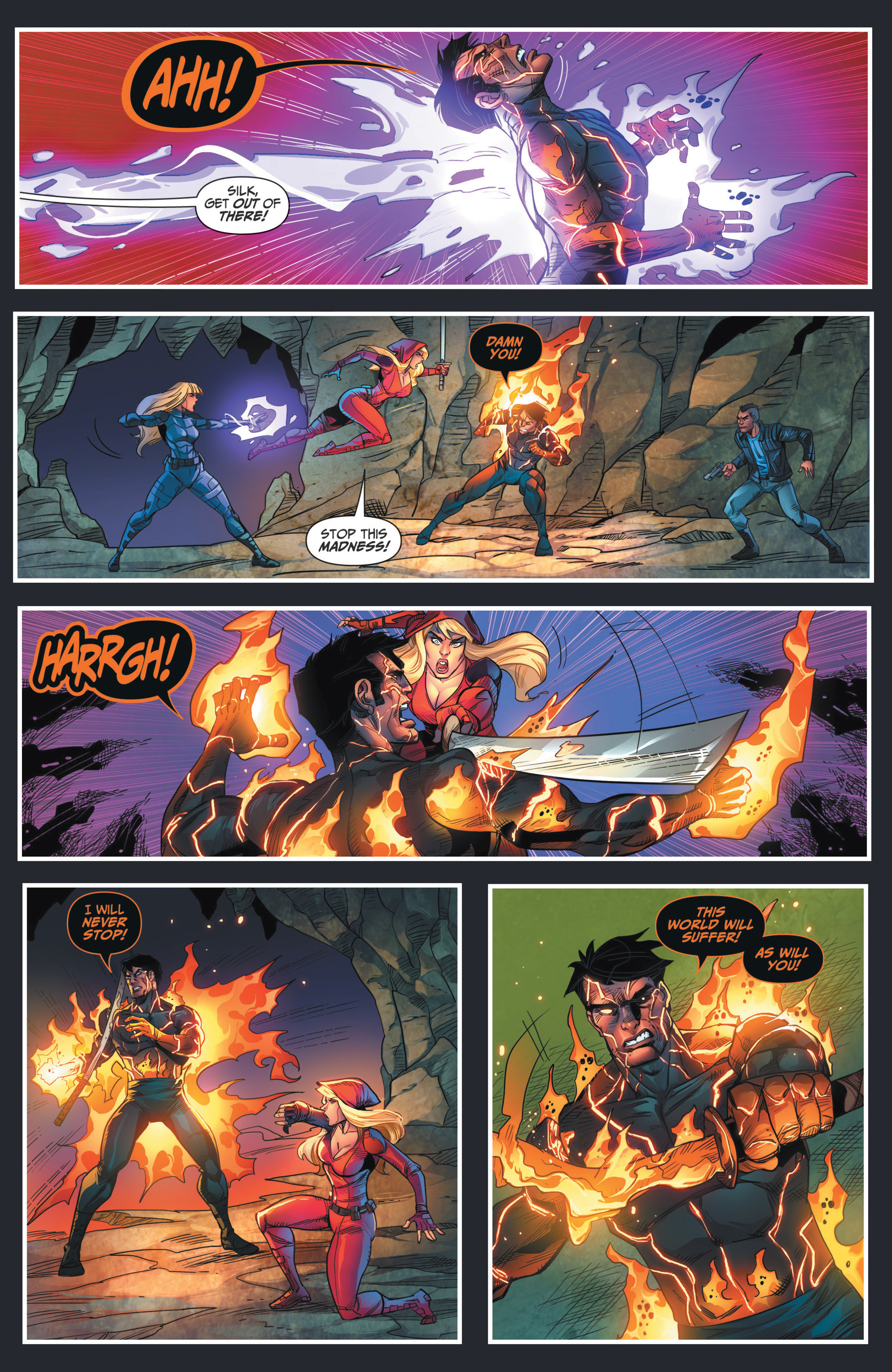 Read online Grimm Fairy Tales presents Red Agent: The Human Order comic -  Issue #7 - 20