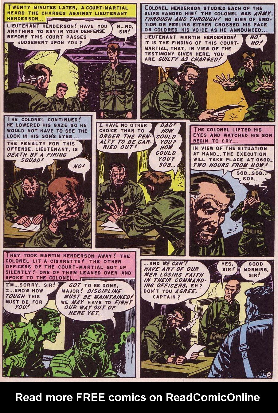 Read online Shock SuspenStories comic -  Issue #1 - 14
