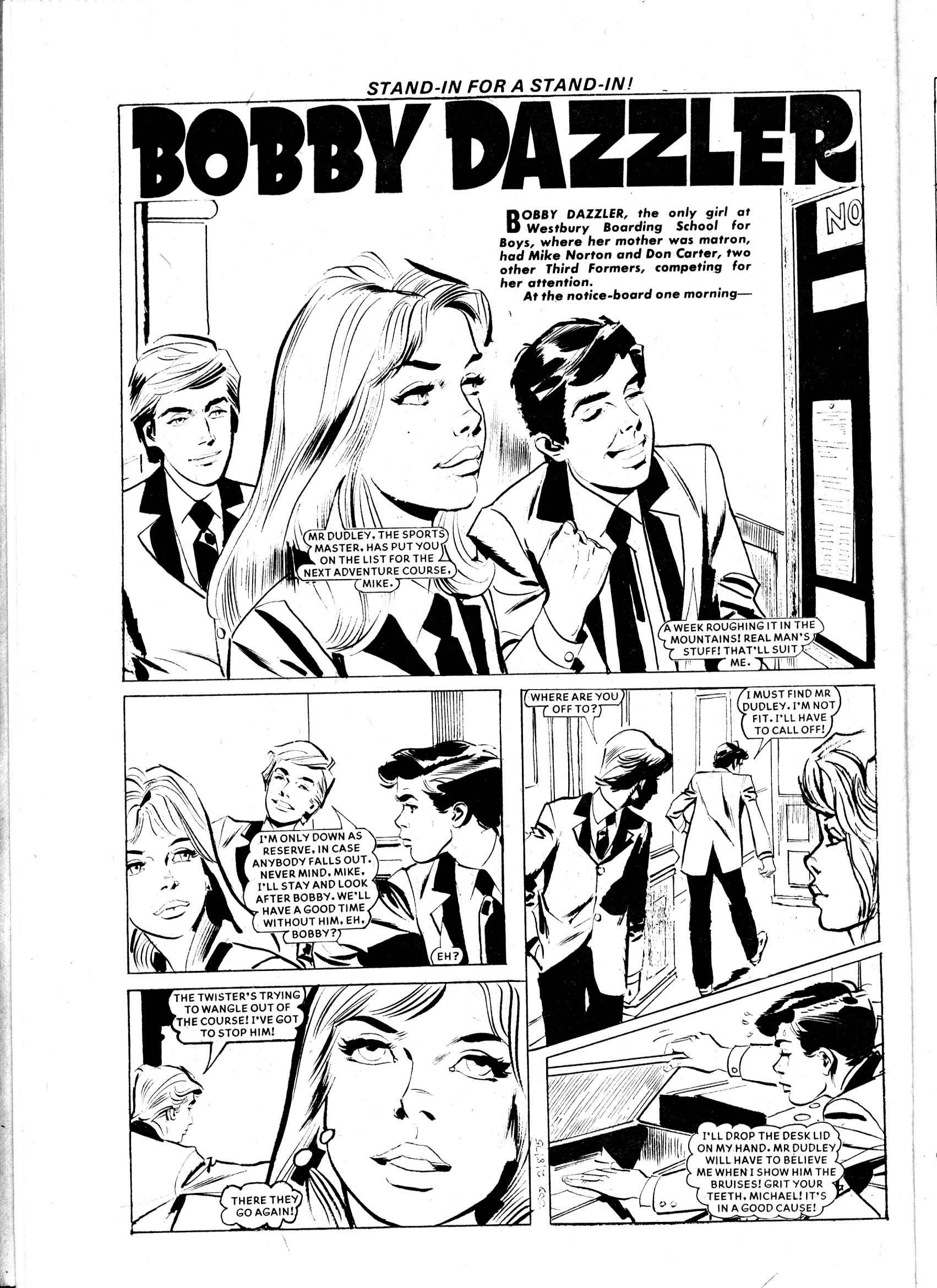 Read online Judy comic -  Issue #812 - 14