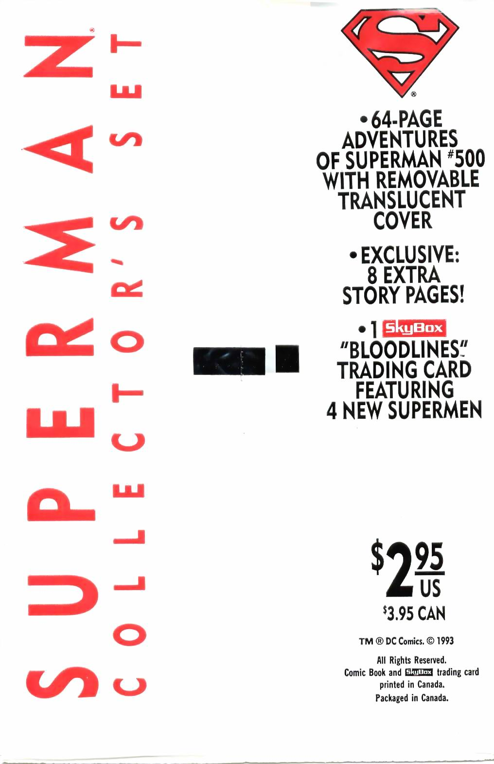 Read online Adventures of Superman (1987) comic -  Issue #500 - 4