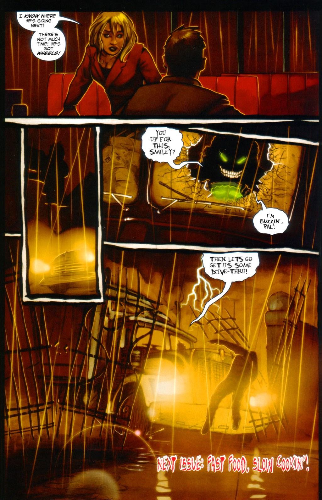 Read online Evil Ernie in Santa Fe comic -  Issue #3 - 23