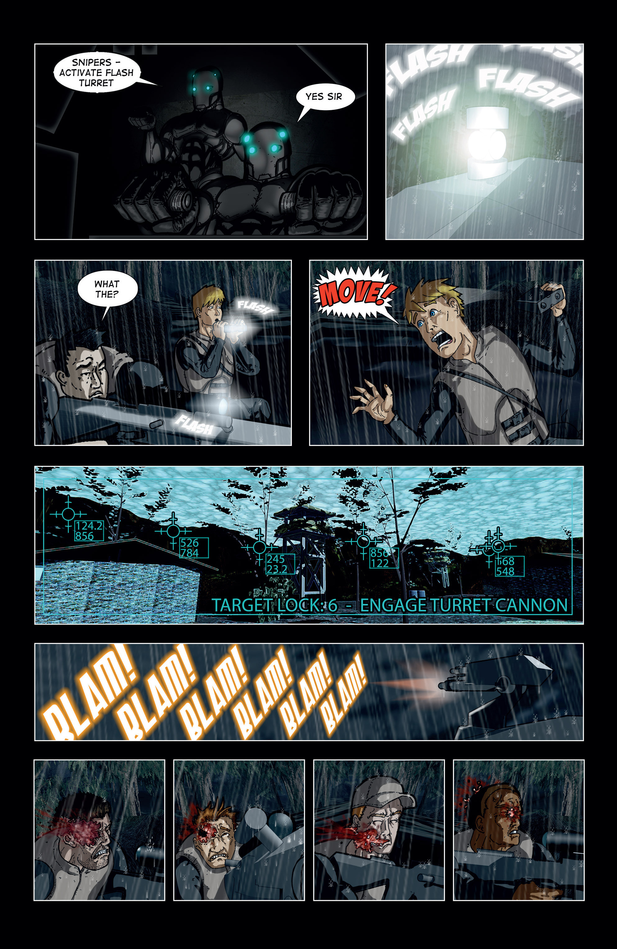 Read online Vanguard (2015) comic -  Issue #2 - 15