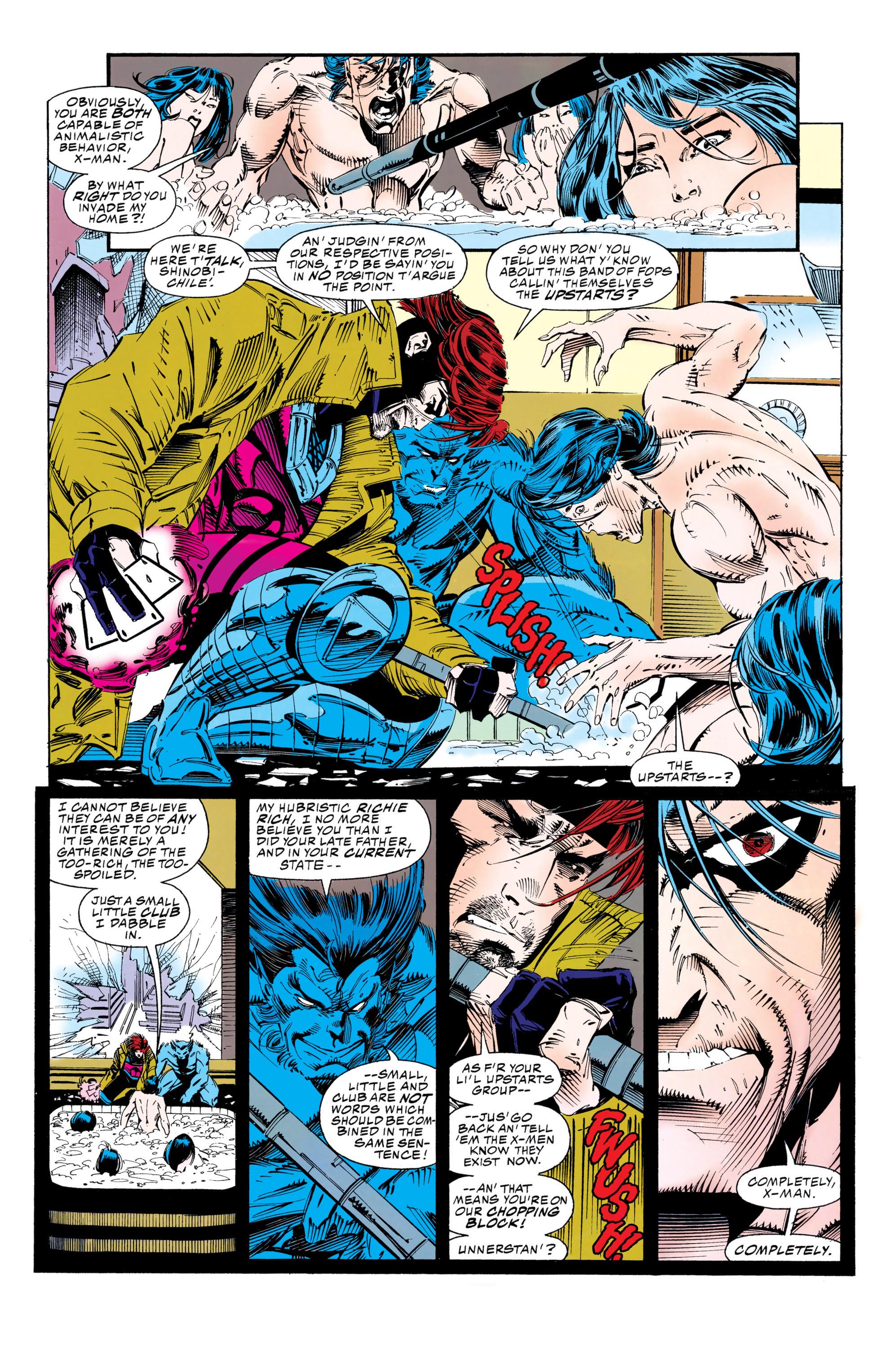 X-Men (1991) 23 Page 14