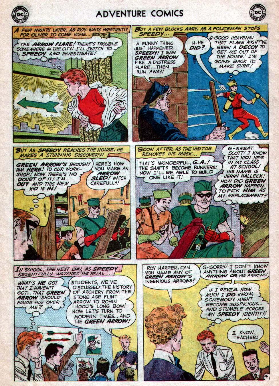 Read online Adventure Comics (1938) comic -  Issue #260 - 30