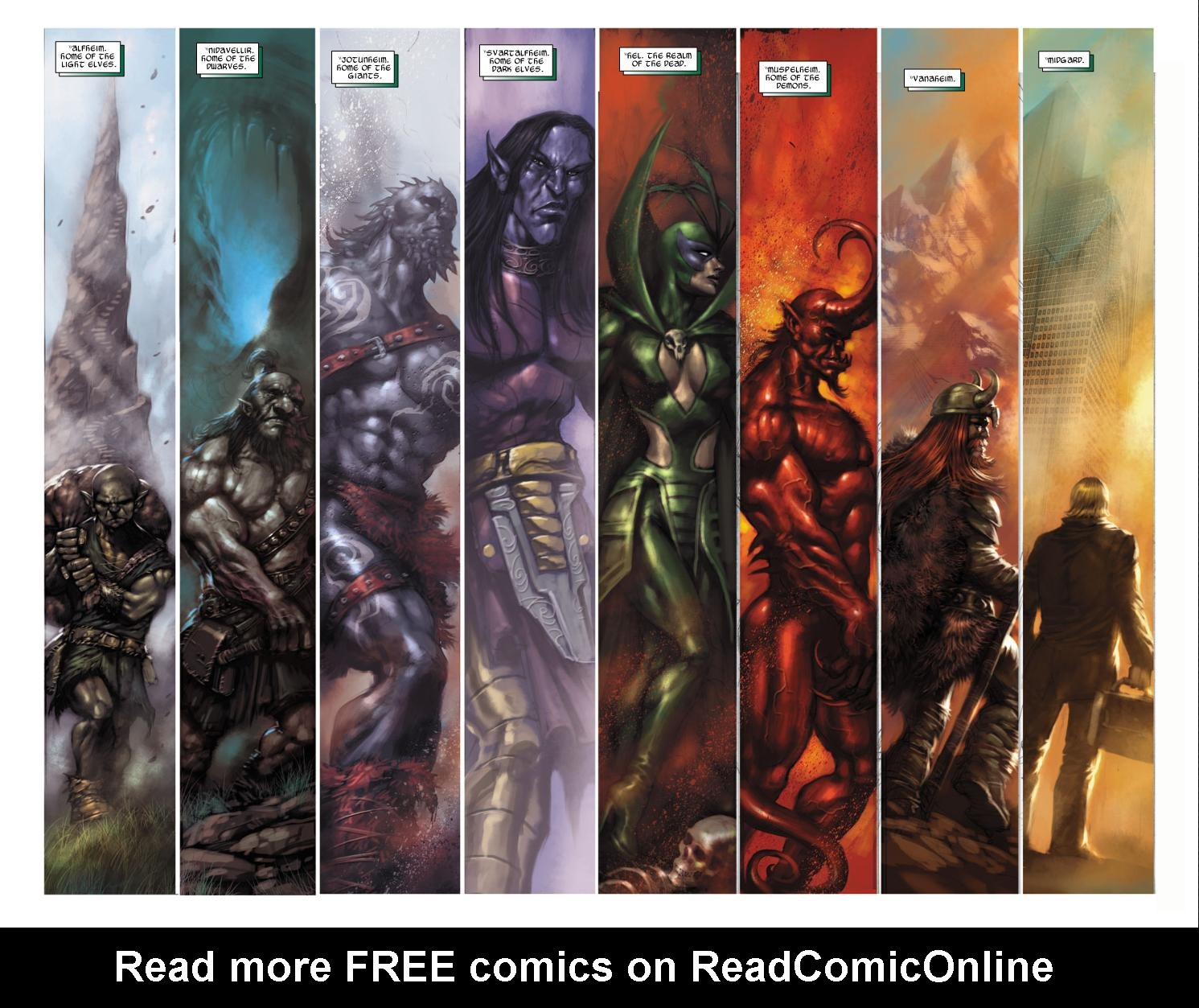 Read online Siege Prologue comic -  Issue # Full - 5