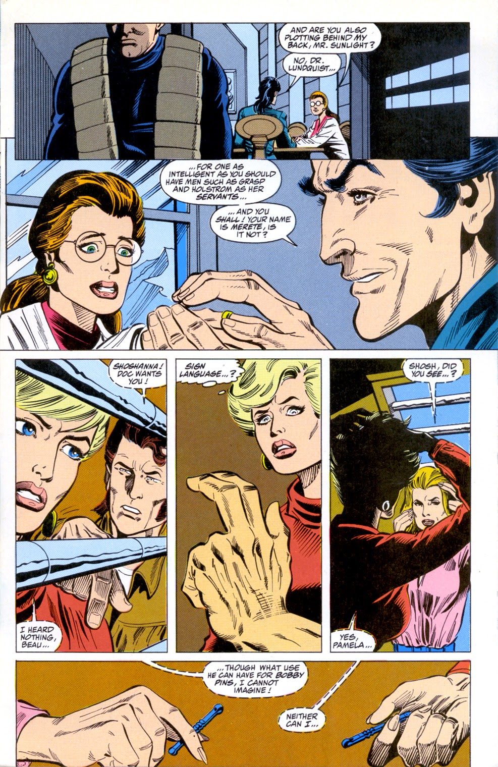 Doc Savage (1988) issue 12 - Page 7