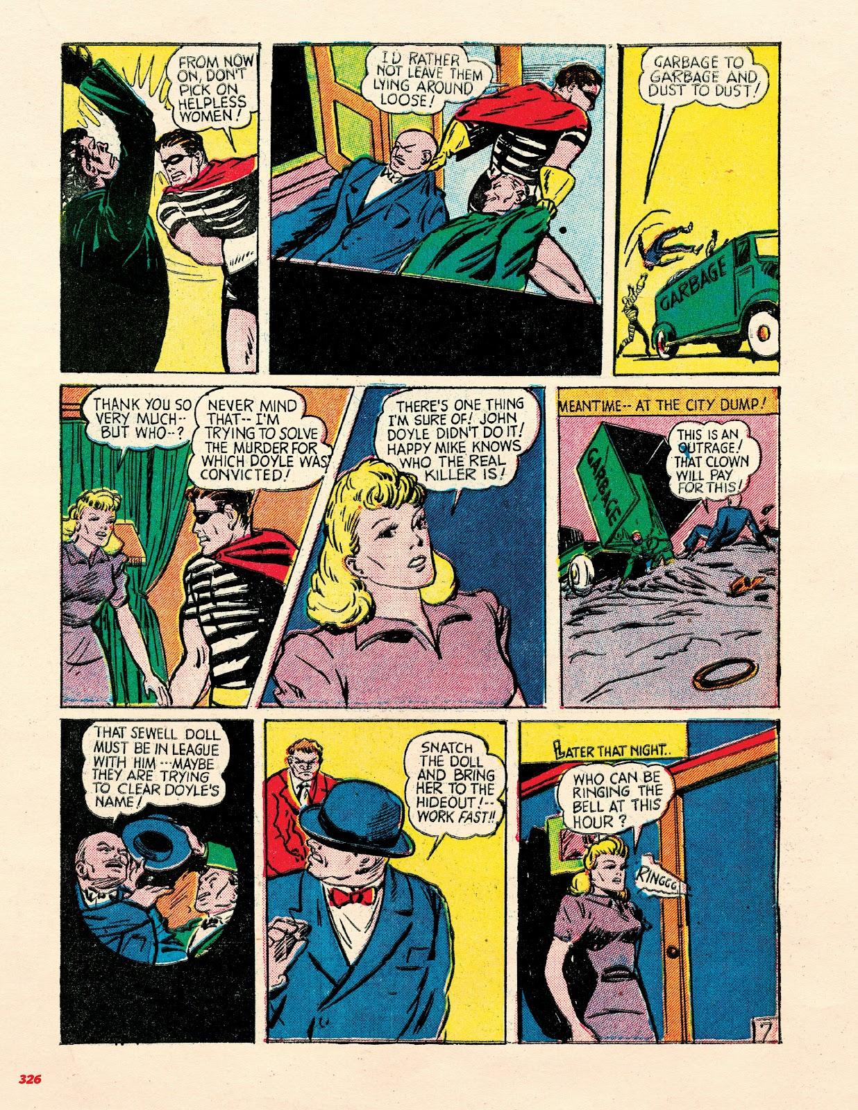 Read online Super Weird Heroes comic -  Issue # TPB 2 (Part 3) - 126