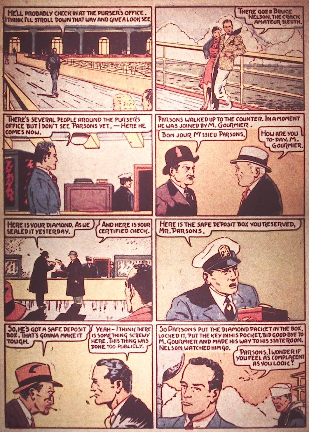 Detective Comics (1937) 14 Page 23