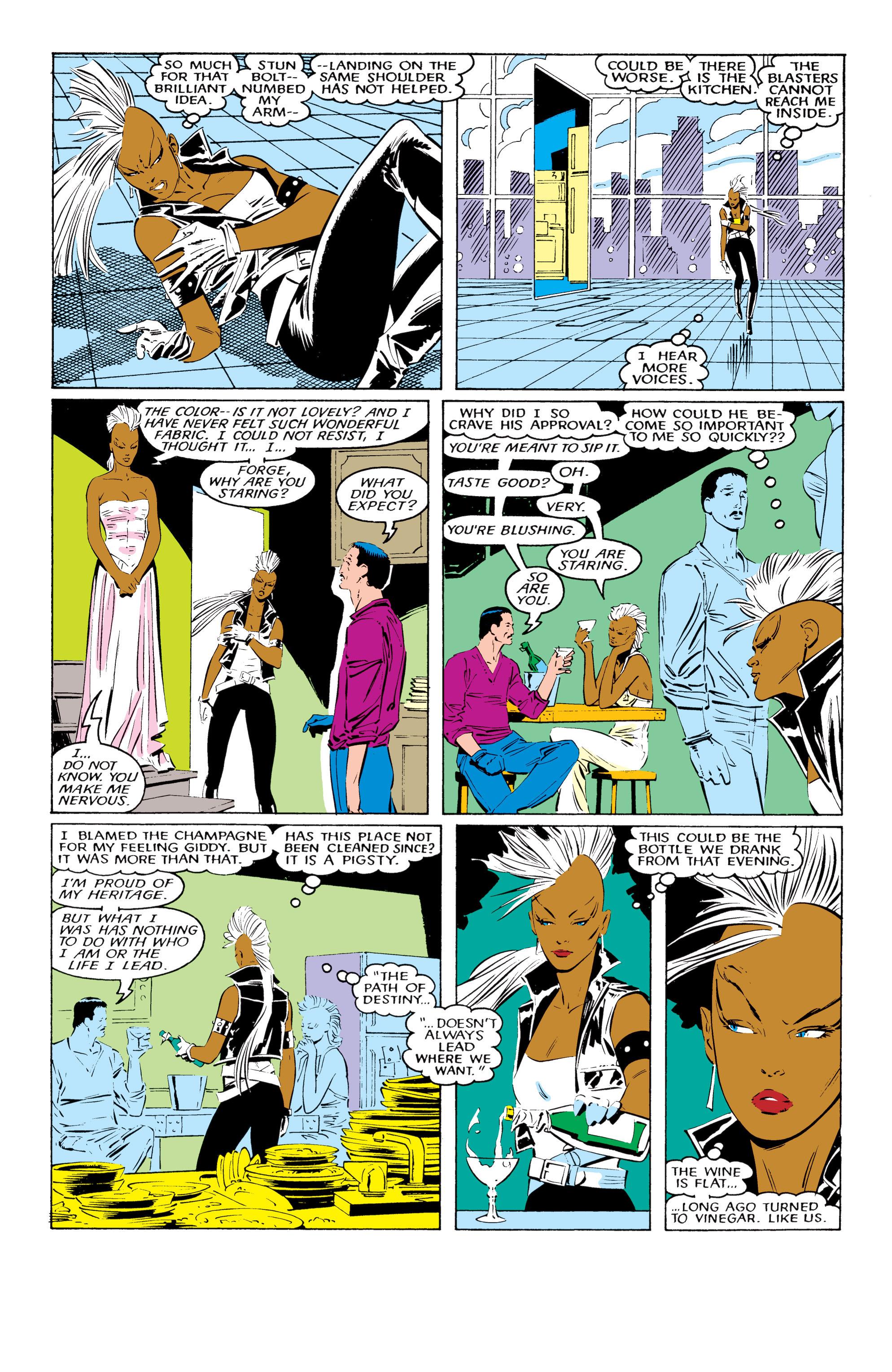 Read online Uncanny X-Men (1963) comic -  Issue #220 - 16