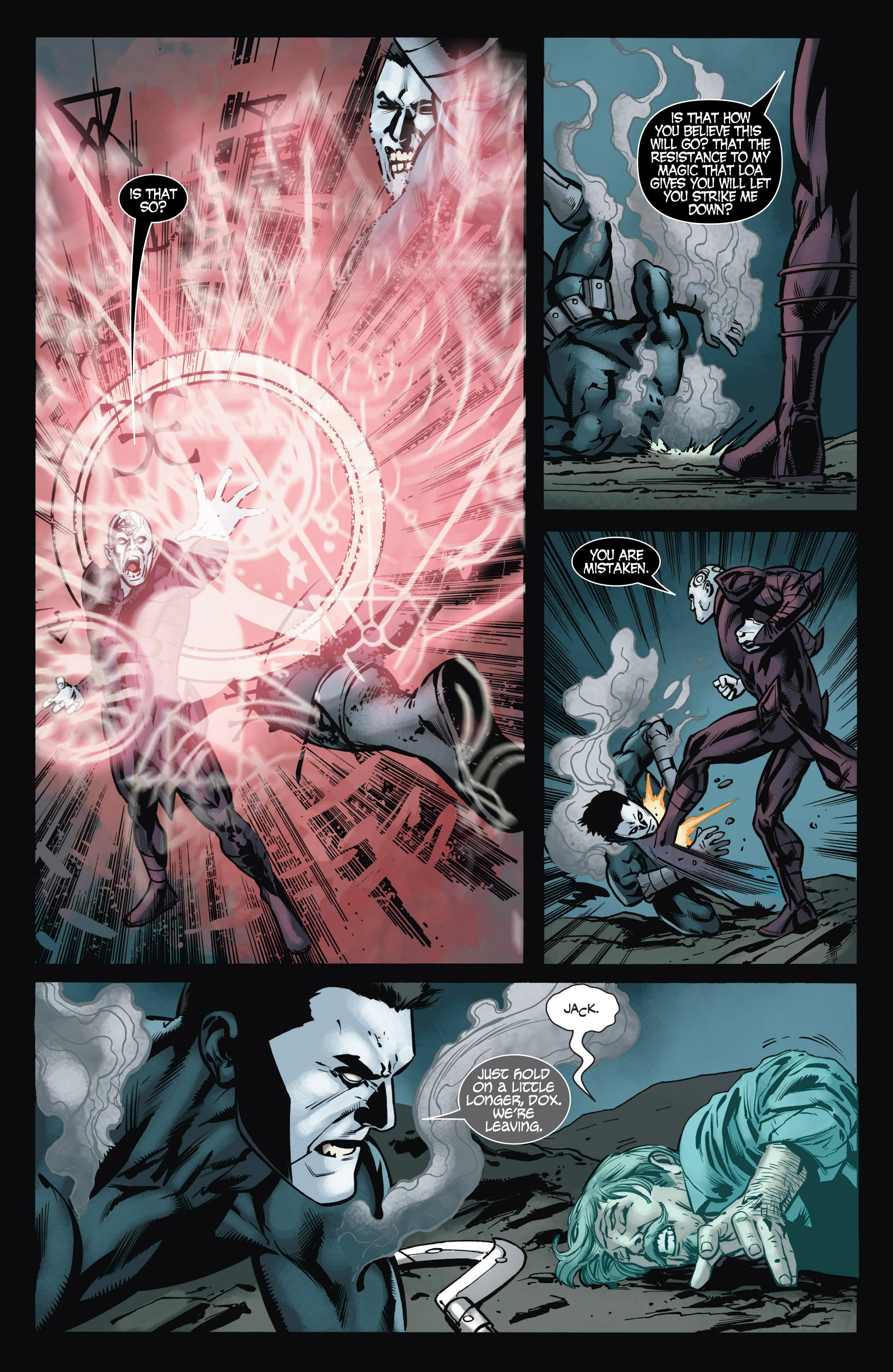 Read online Shadowman (2012) comic -  Issue #9 - 12