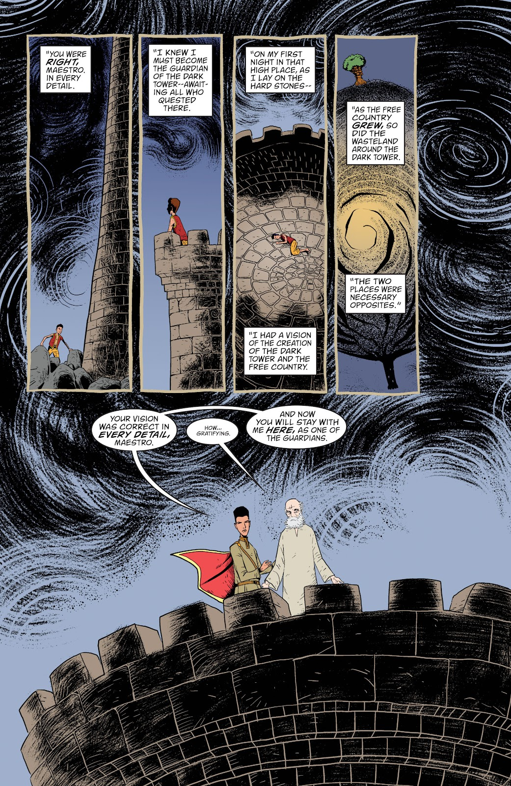 Read online The Children's Crusade comic -  Issue # _TPB (Part 1) - 91