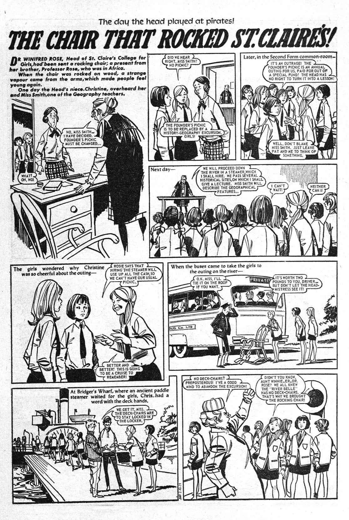 Read online Judy comic -  Issue #612 - 24