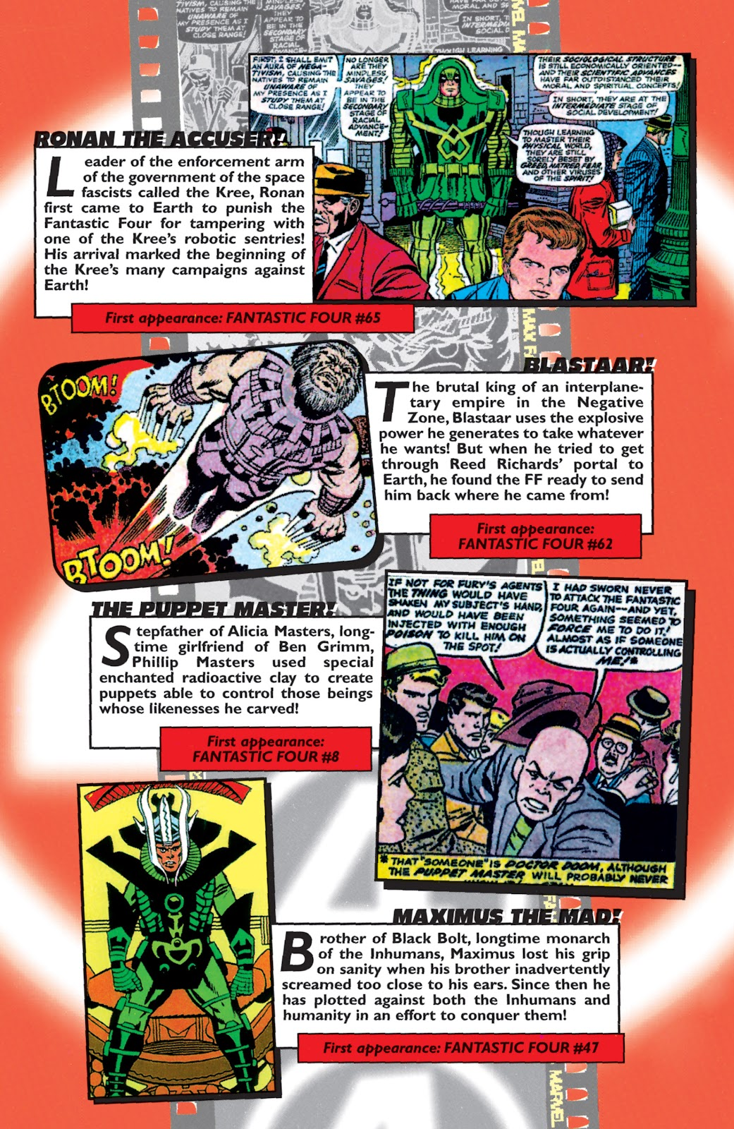 Read online Fantastic Four: The Legend comic -  Issue # Full - 22