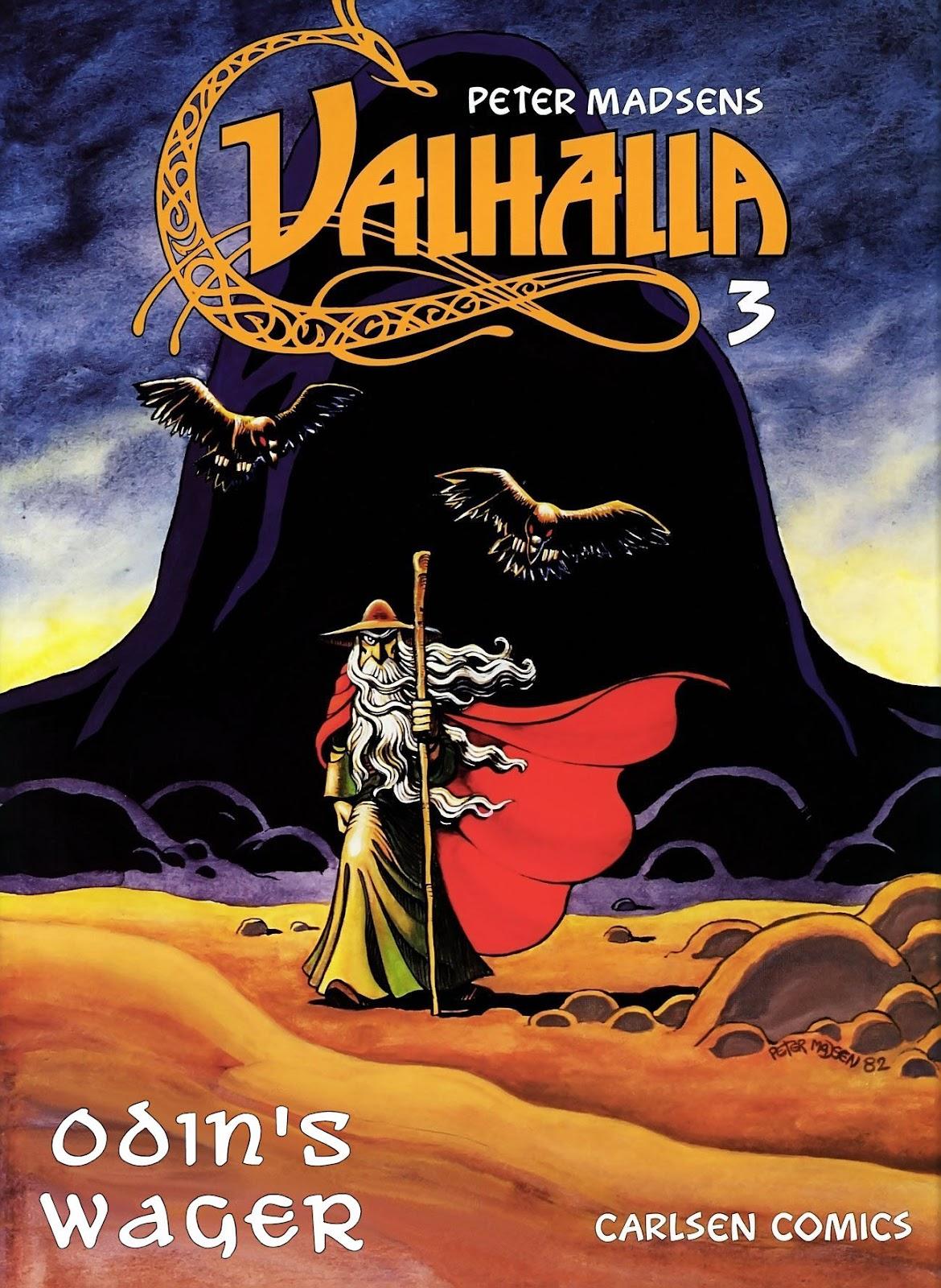 Valhalla issue 3 - Page 1