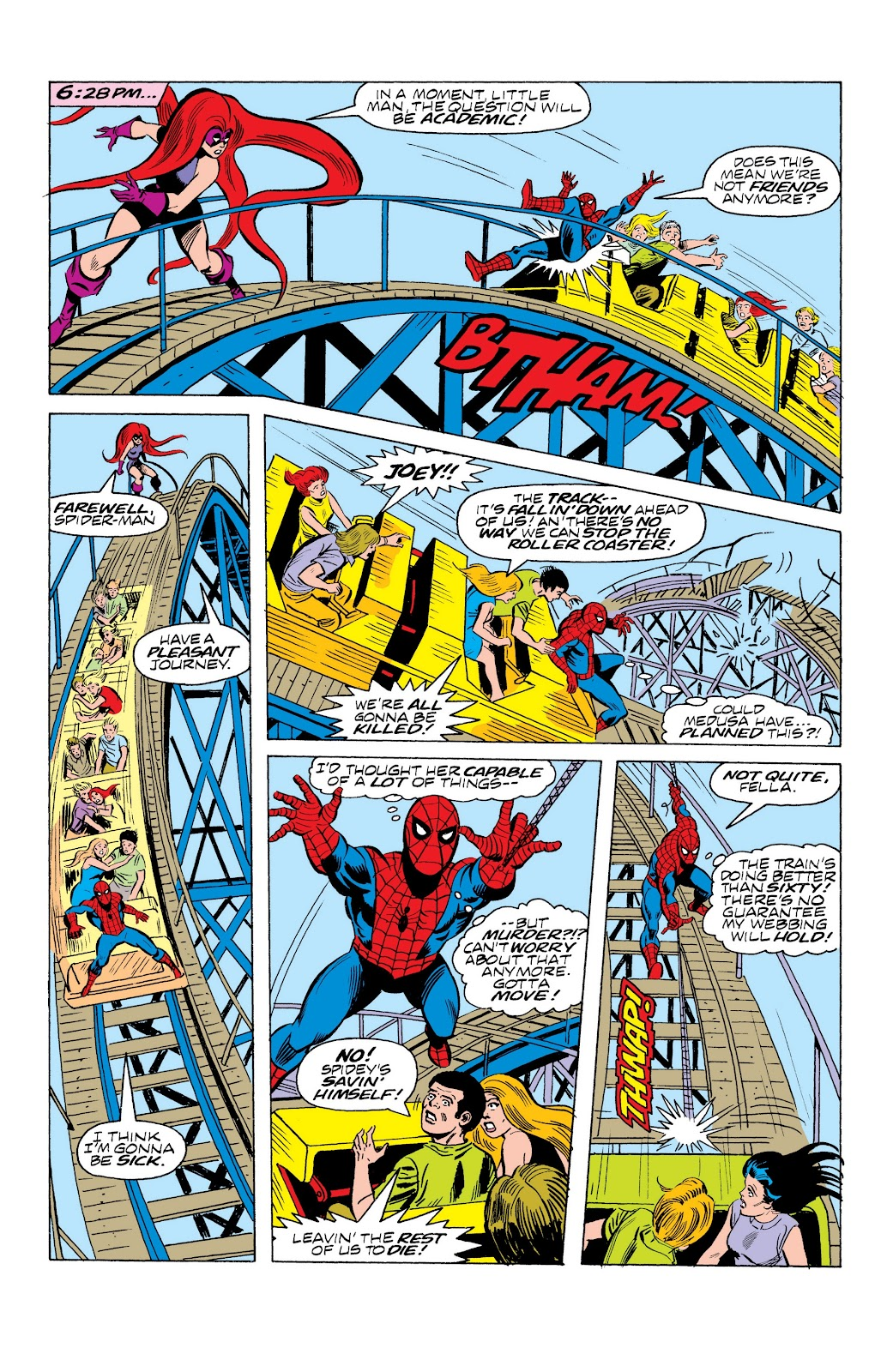 Read online Marvel Masterworks: The Spectacular Spider-Man comic -  Issue # TPB (Part 2) - 86