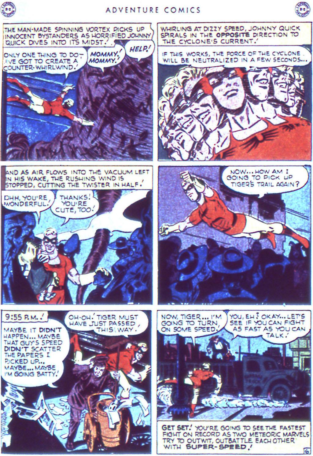 Read online Adventure Comics (1938) comic -  Issue #119 - 45