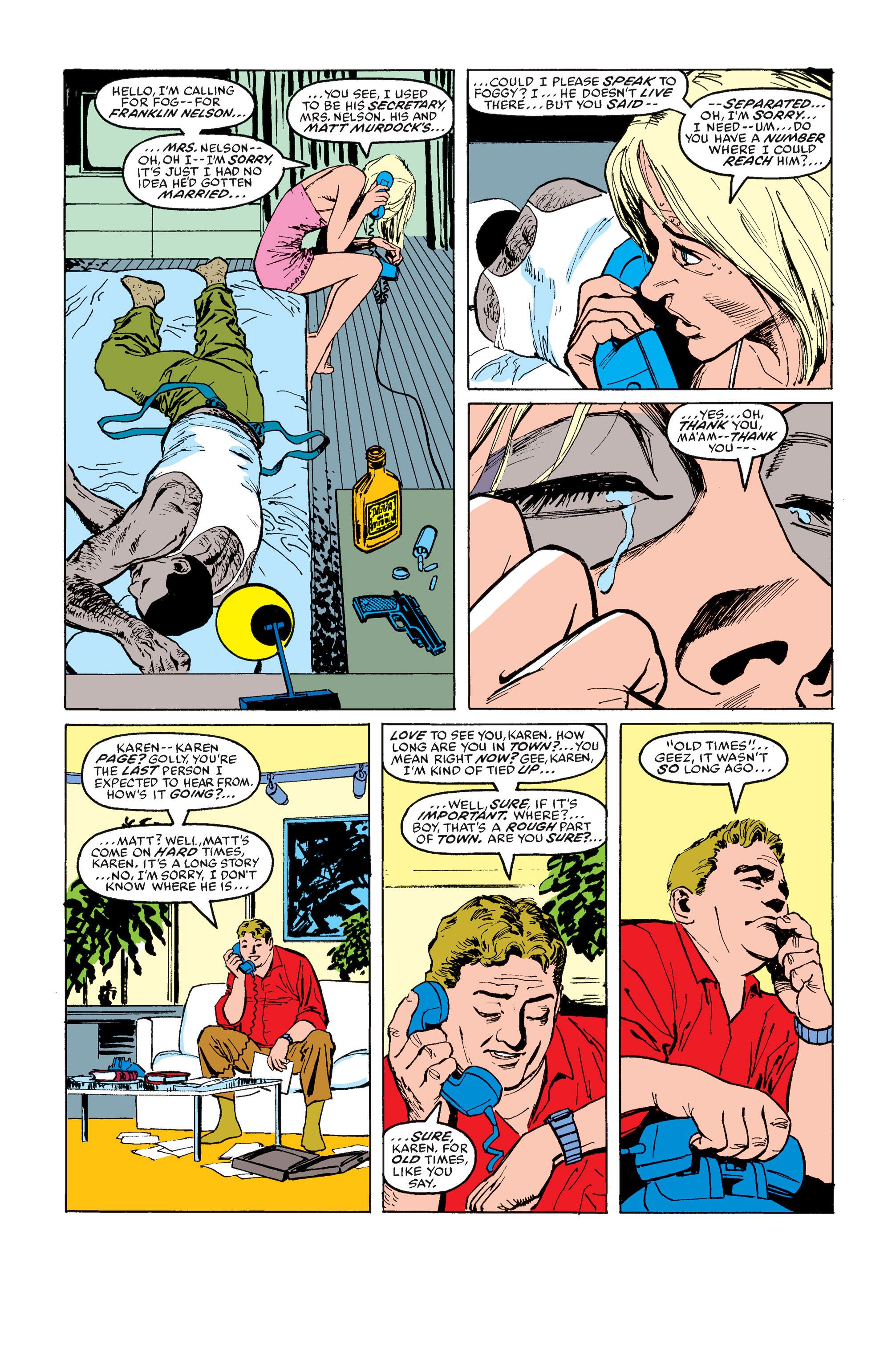 Read online Daredevil: Born Again comic -  Issue # Full - 108
