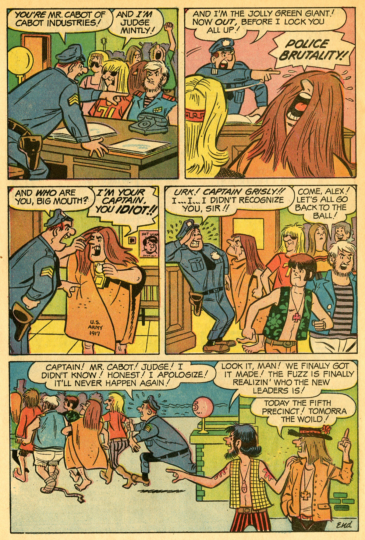 Read online She's Josie comic -  Issue #33 - 26