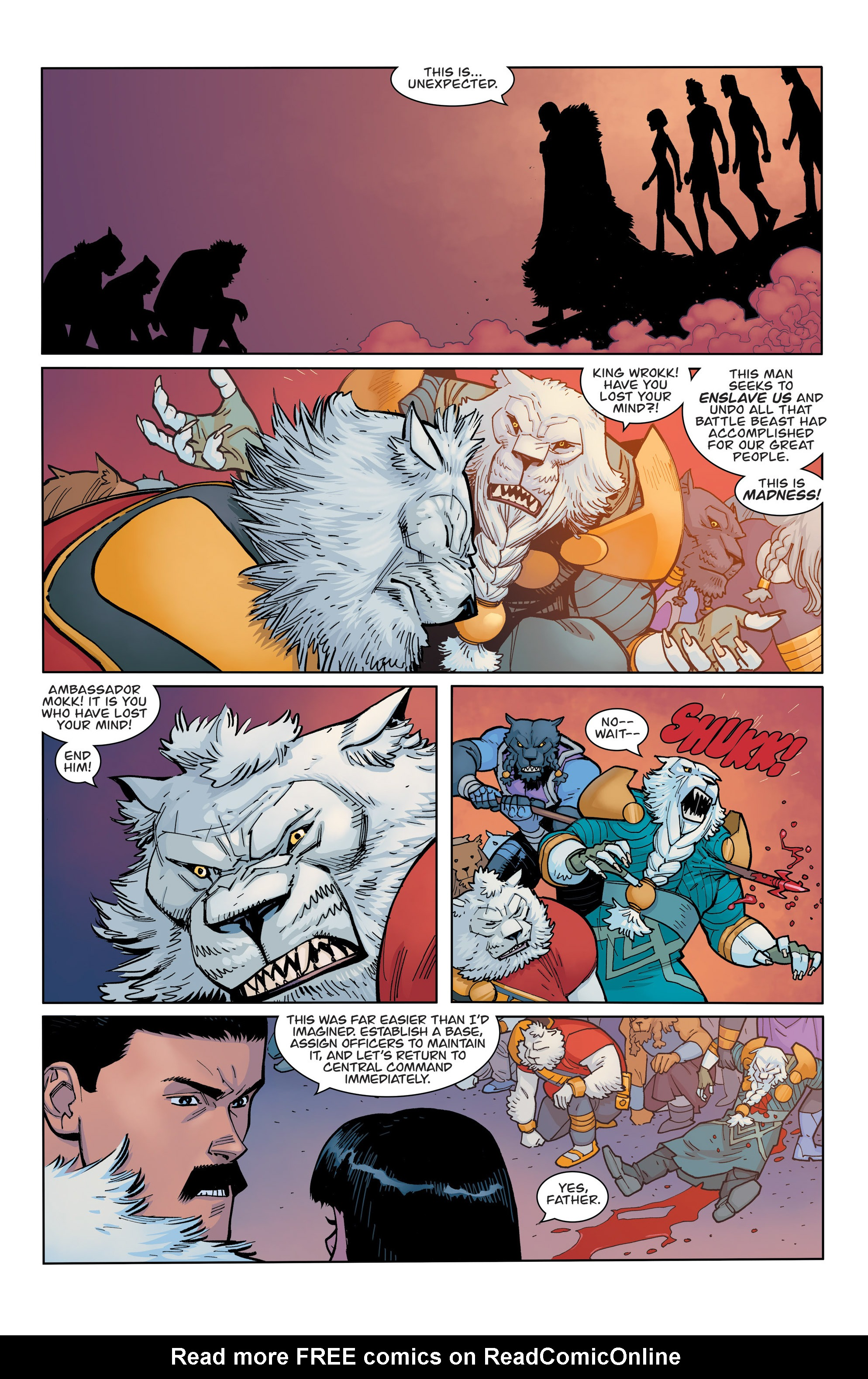 Read online Invincible comic -  Issue #135 - 13