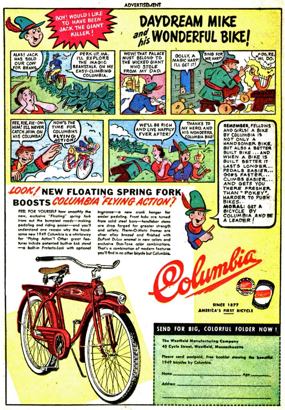 Read online Wonder Woman (1942) comic -  Issue #35 - 33
