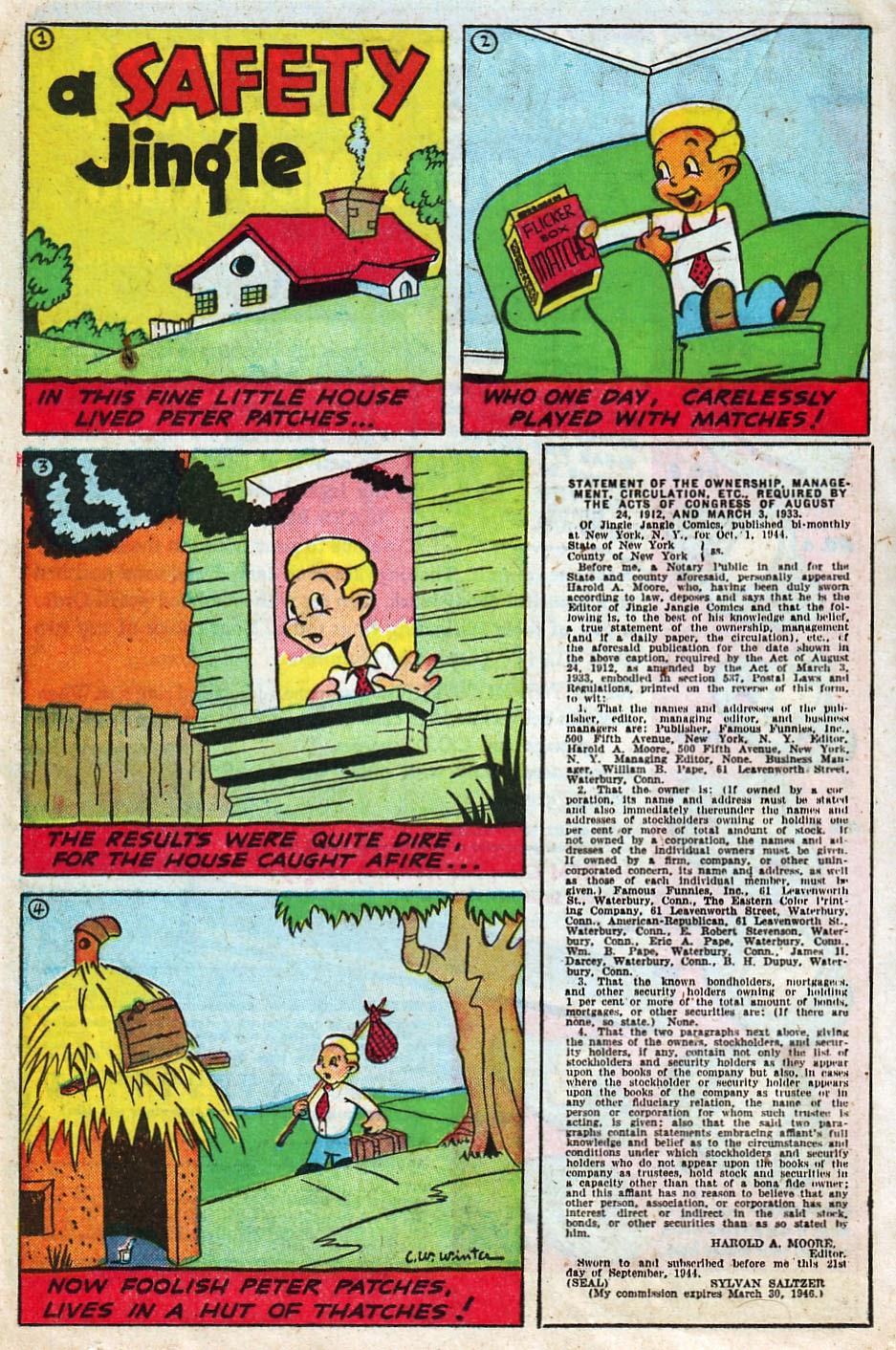Jingle Jangle Comics issue 20 - Page 28