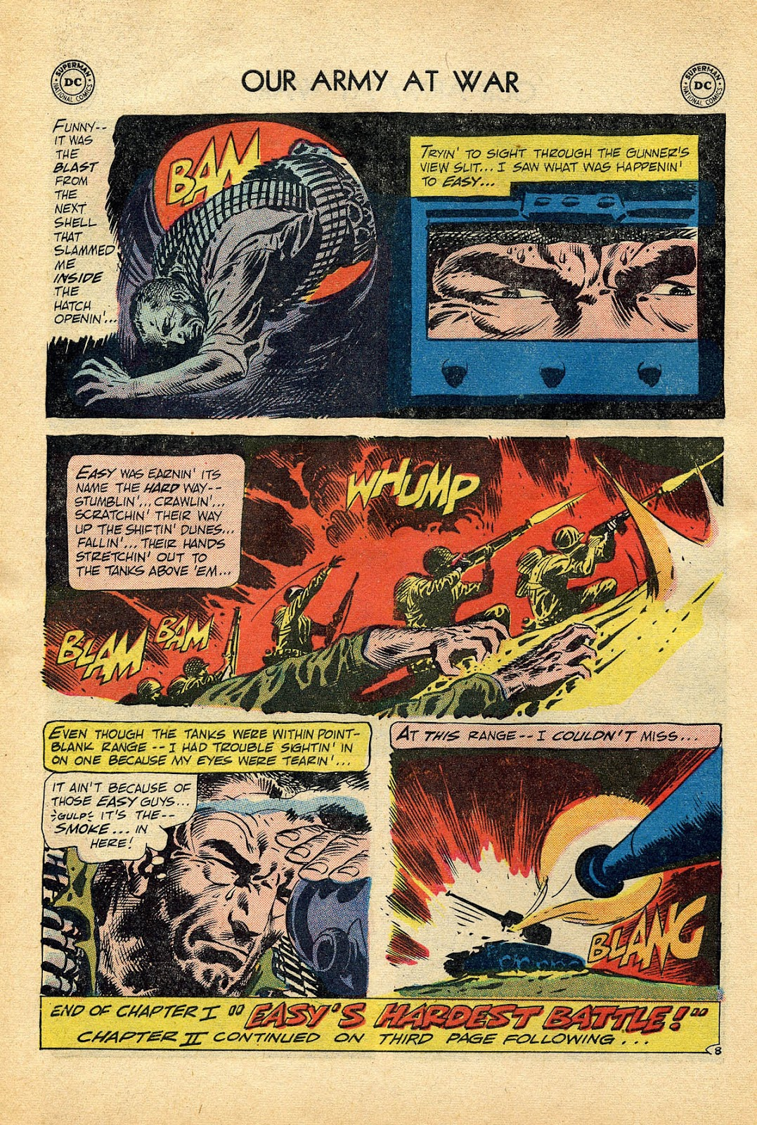 Our Army at War (1952) issue 99 - Page 10