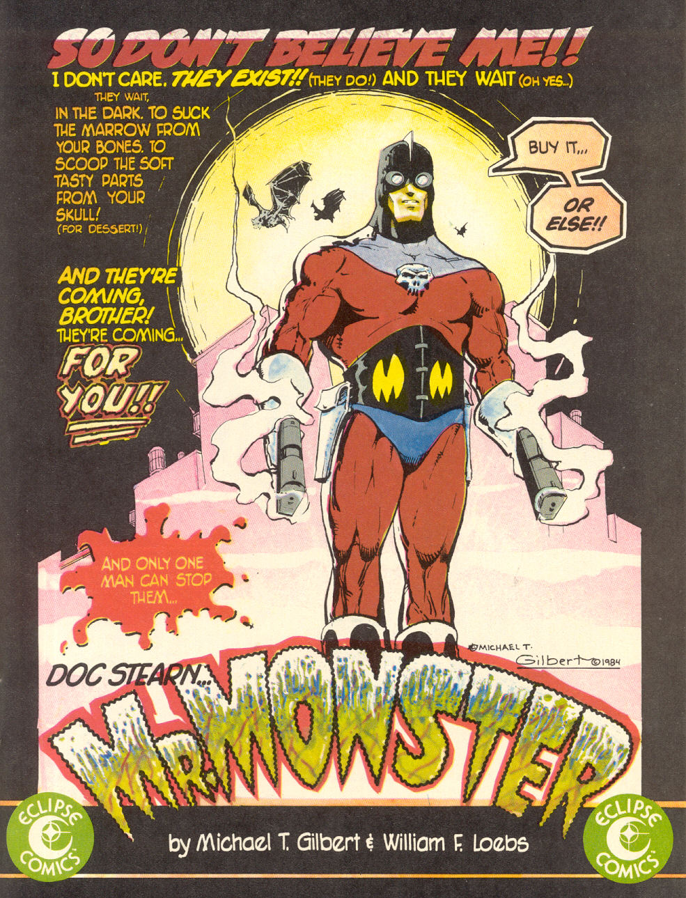 Read online Twisted Tales (1982) comic -  Issue #9 - 17