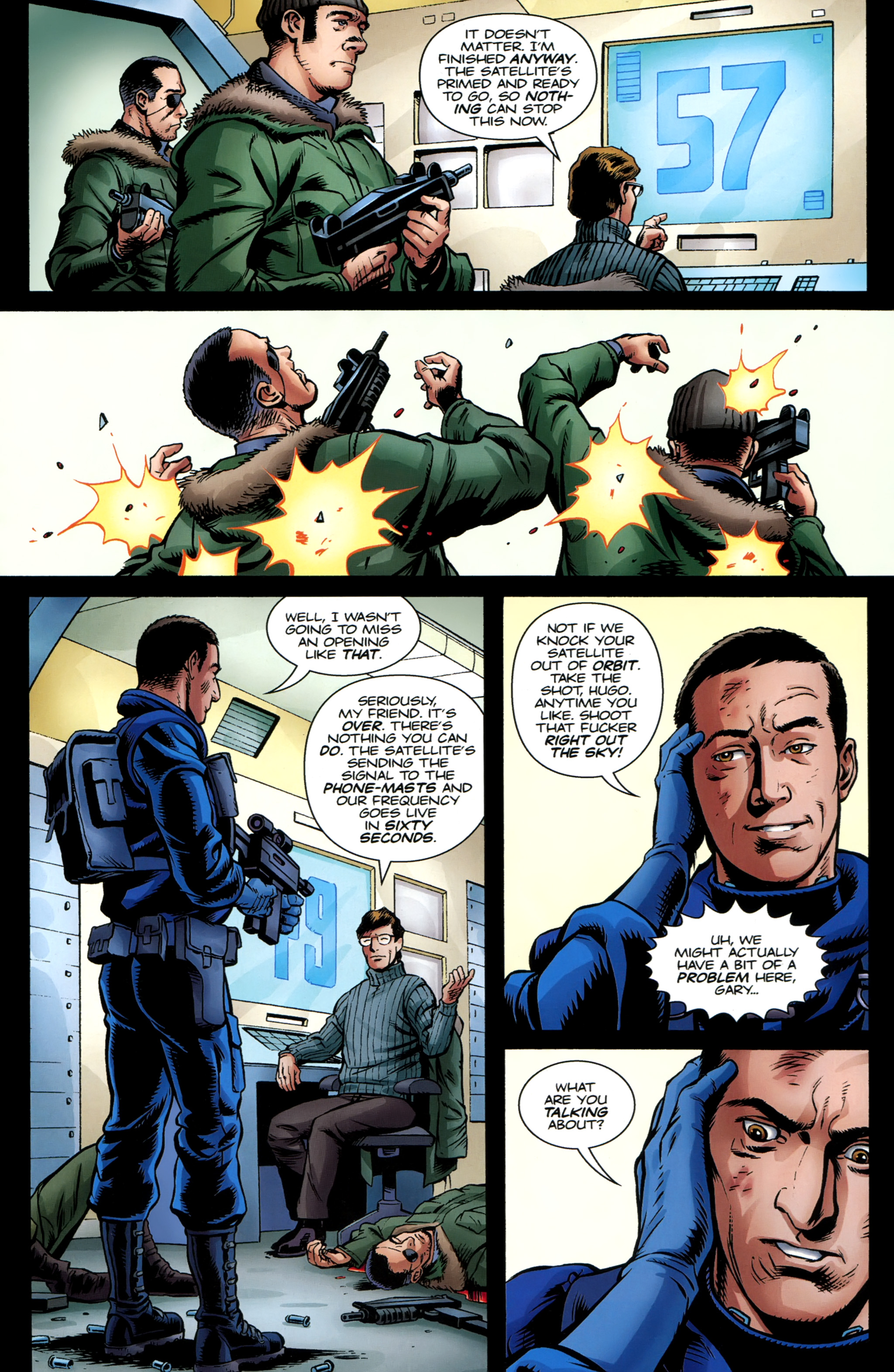 Read online Secret Service comic -  Issue #6 - 22