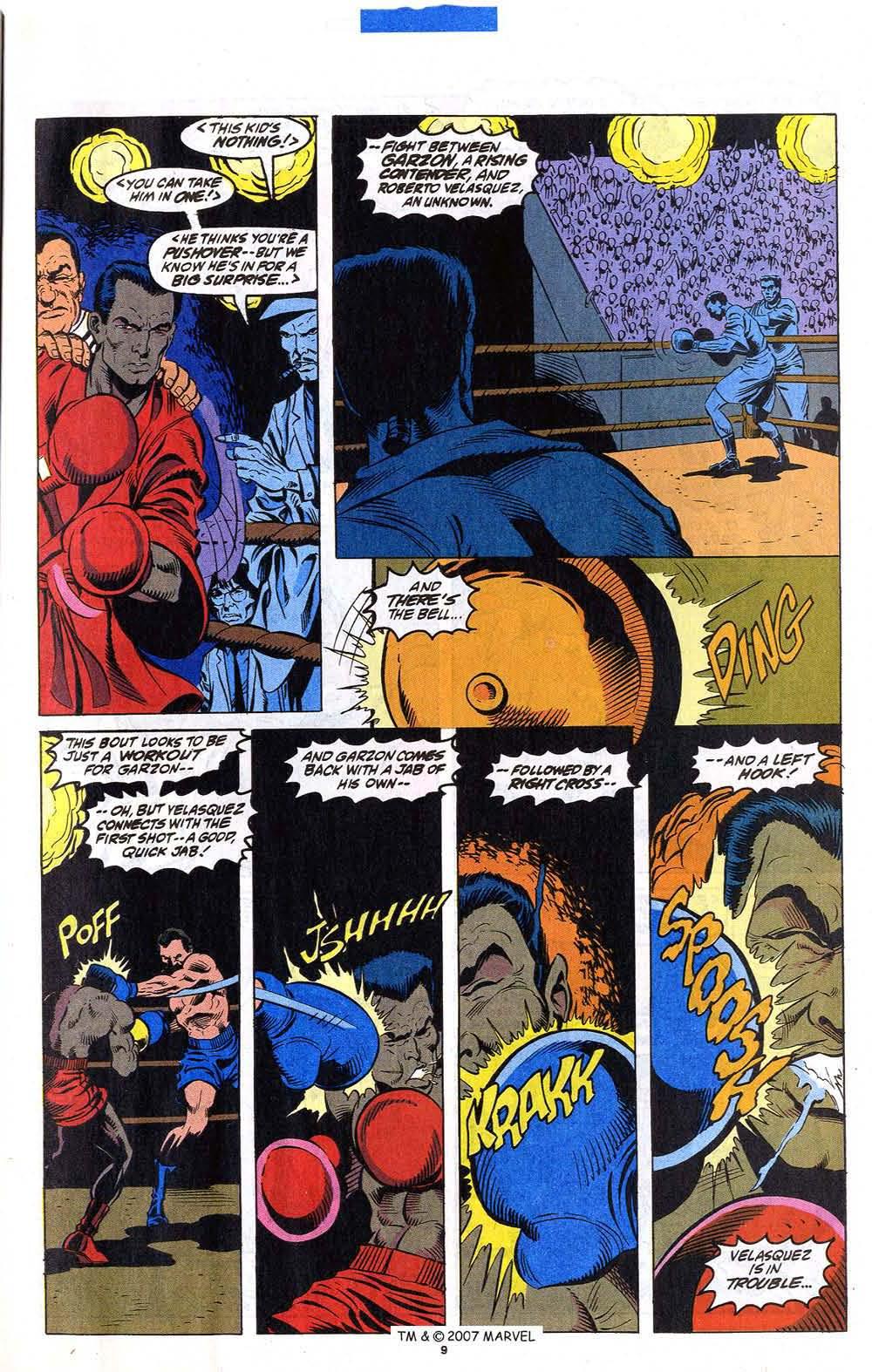 Read online Captain America (1968) comic -  Issue # _Annual 12 - 11