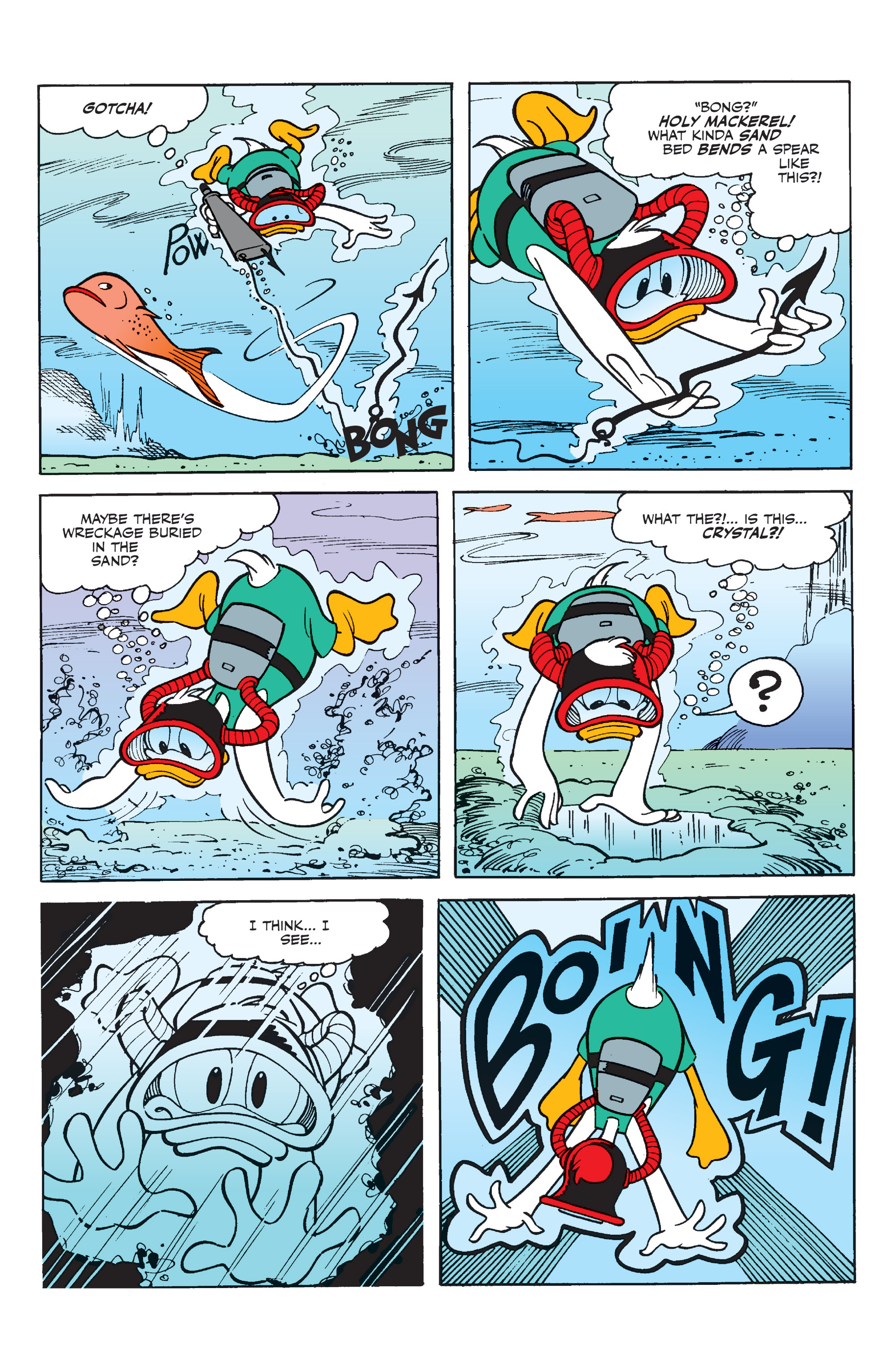 Read online Donald Duck (2015) comic -  Issue #19 - 10