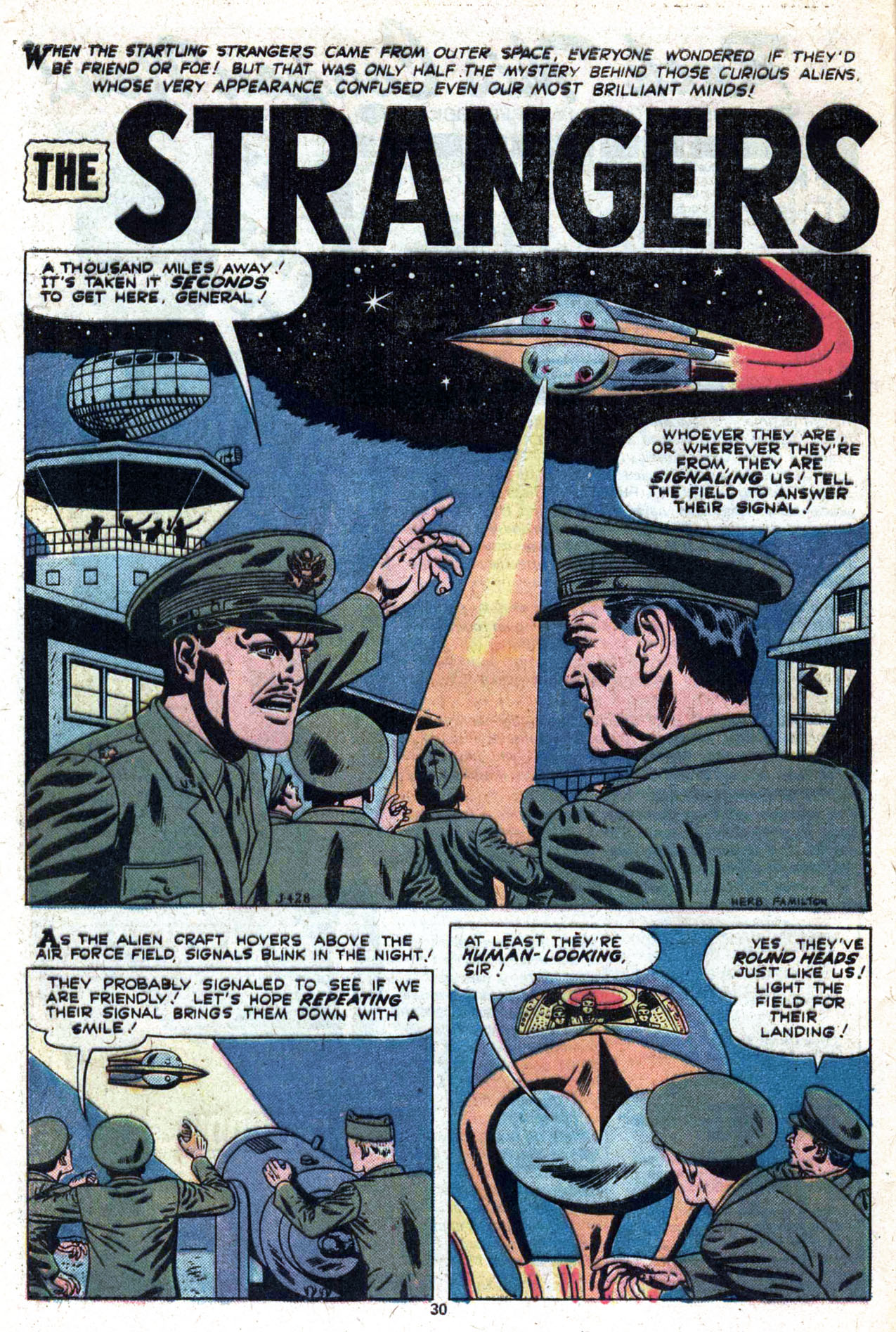 Read online Amazing Adventures (1970) comic -  Issue #27 - 31