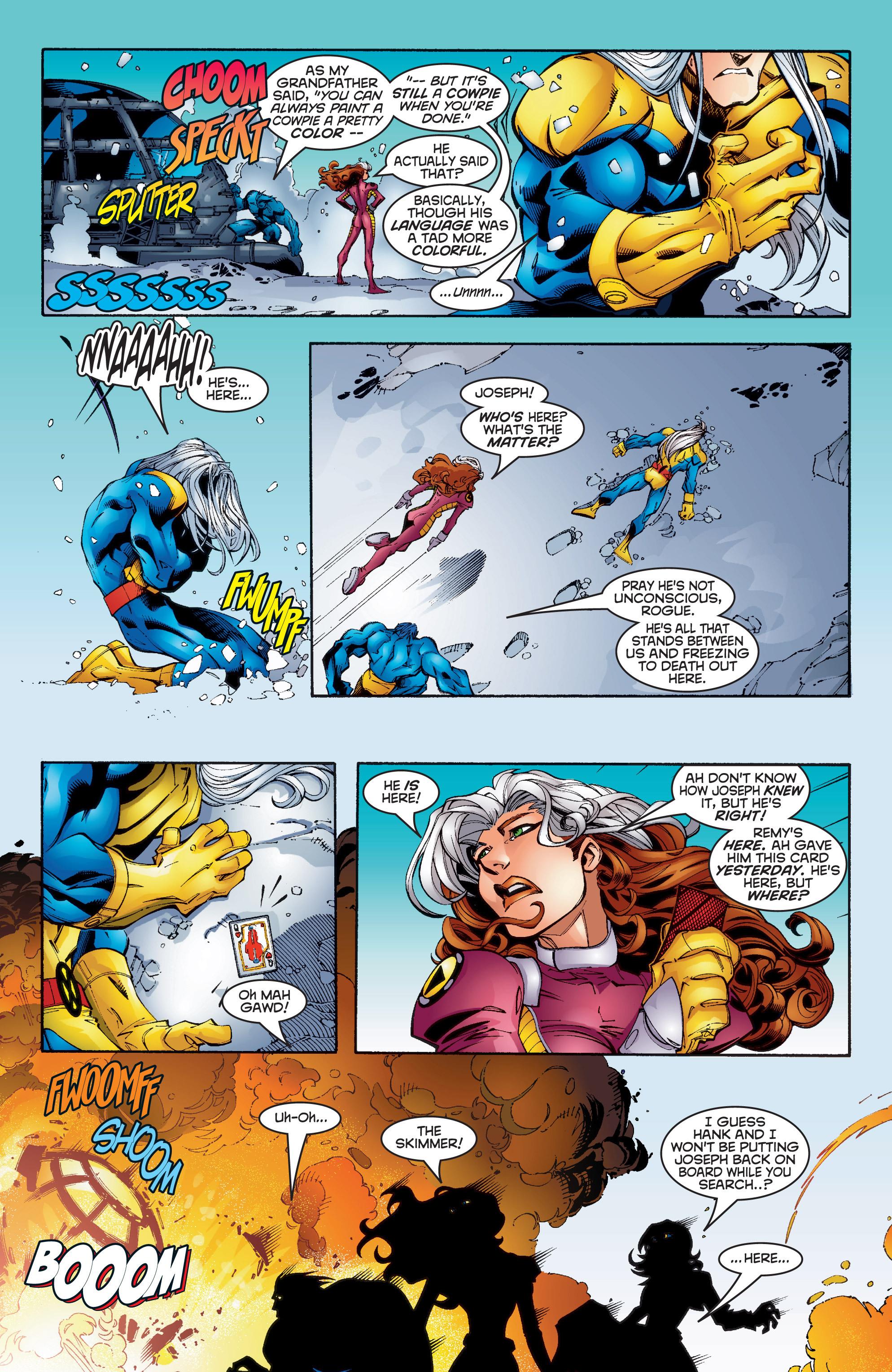 Read online Uncanny X-Men (1963) comic -  Issue #350 - 13