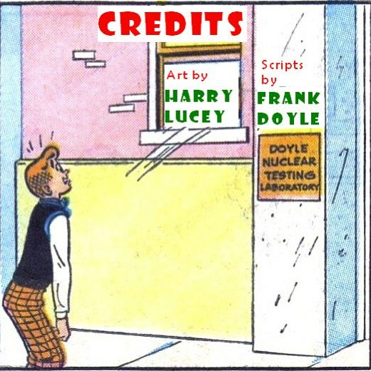 Read online Archie (1960) comic -  Issue #126 - 37