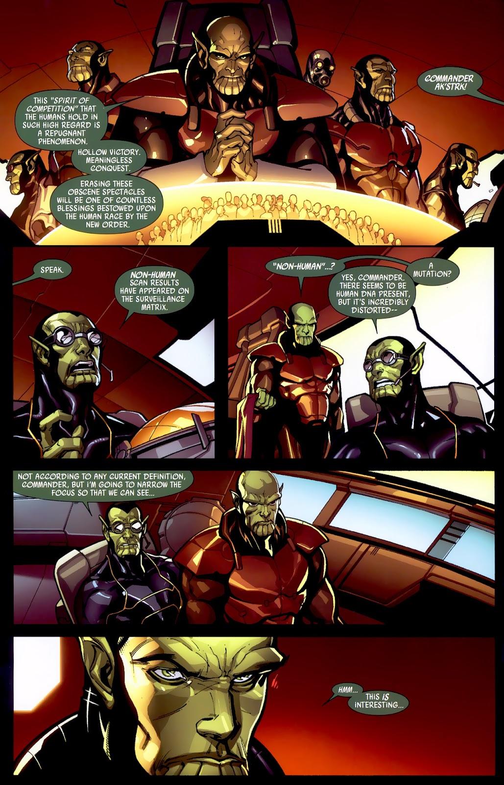 Read online Deadpool (2008) comic -  Issue #1 - 4