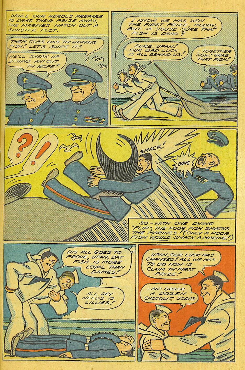 Read online Super-Magician Comics comic -  Issue #39 - 28