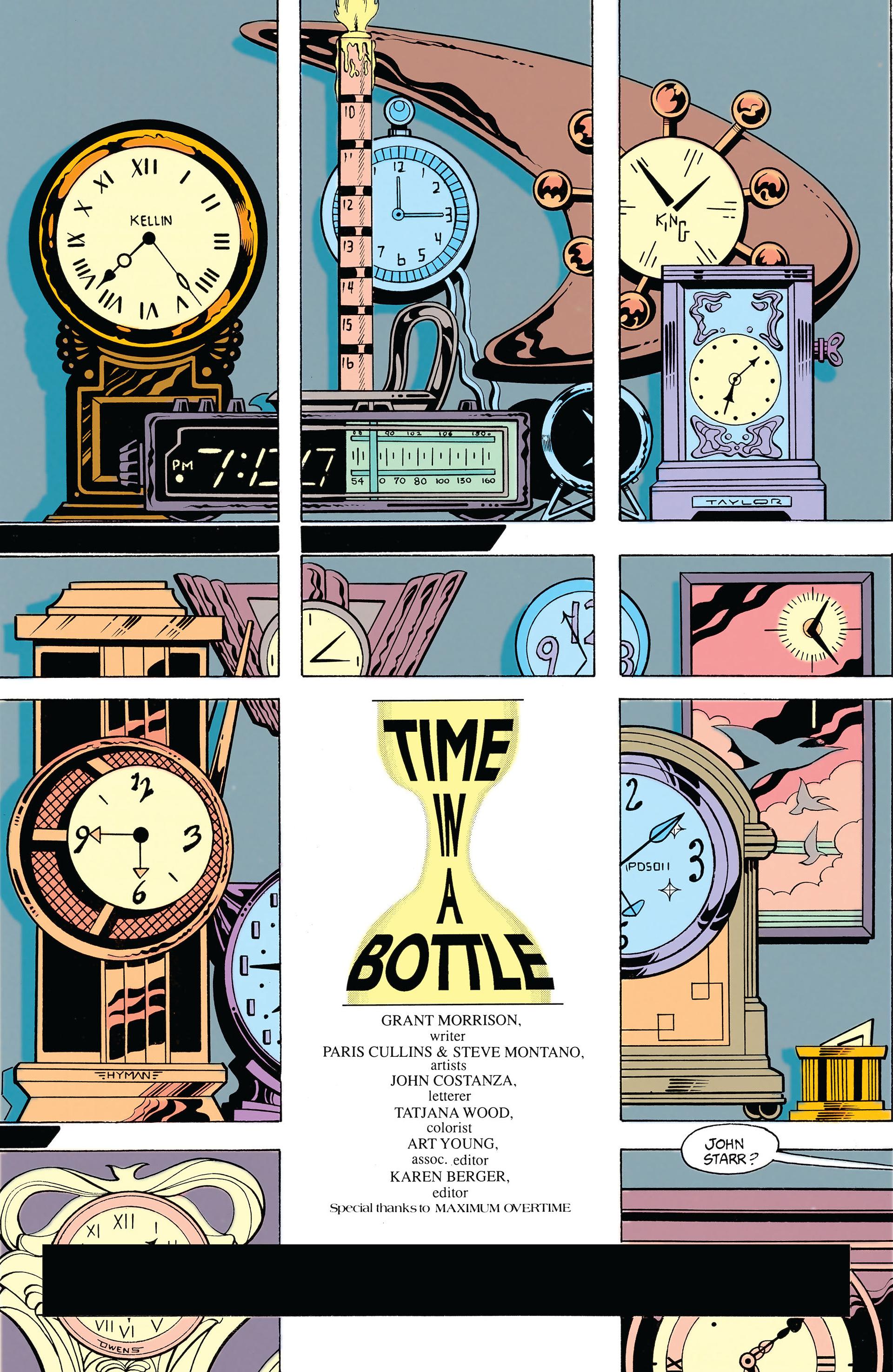 Read online Animal Man (1988) comic -  Issue #22 - 2