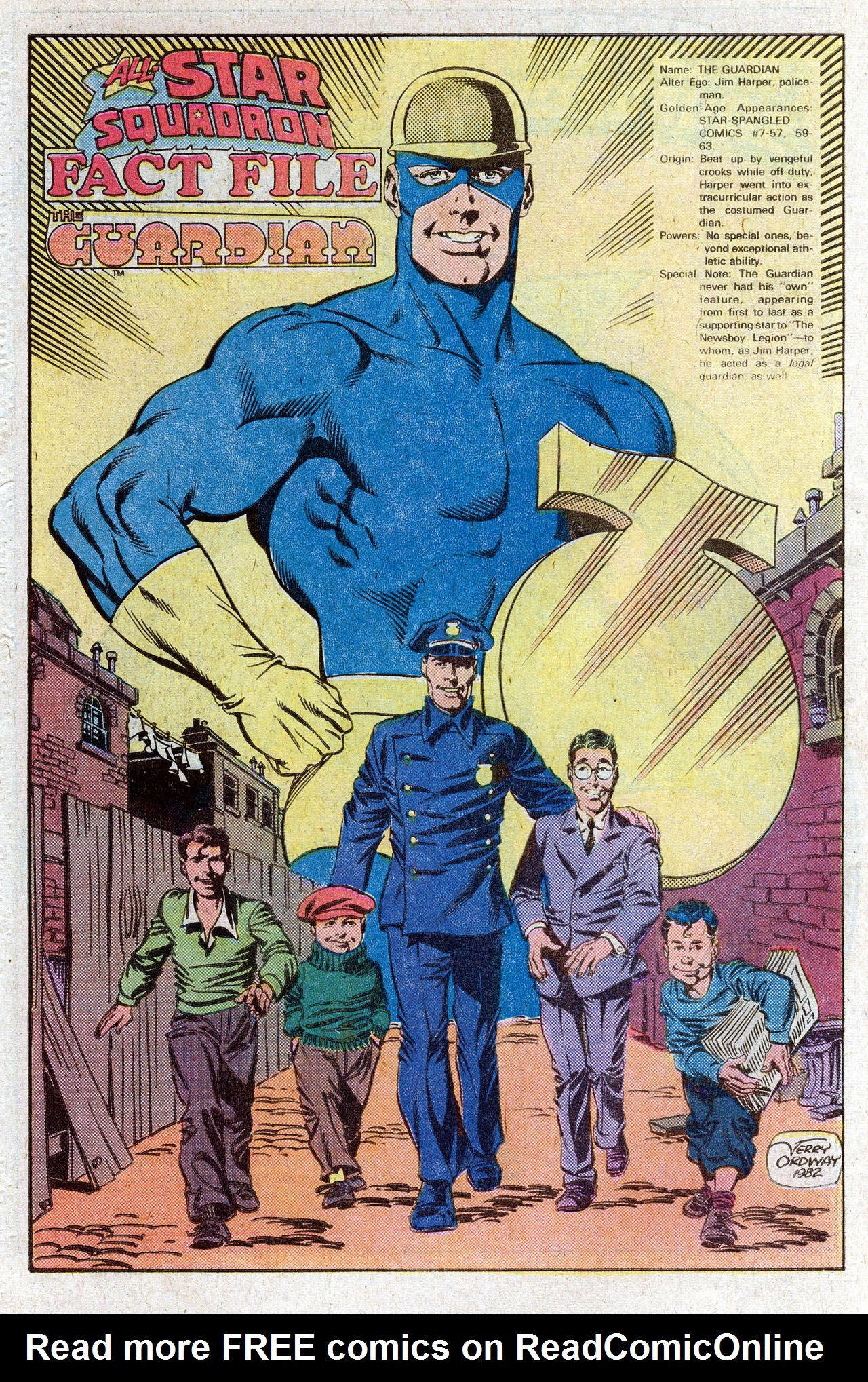 Read online All-Star Squadron comic -  Issue # _Annual 1 - 54
