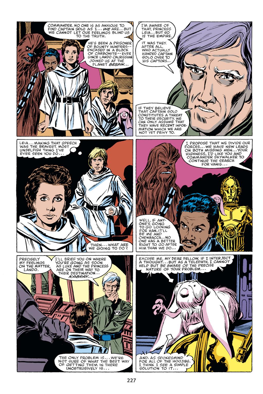 Read online Star Wars Omnibus comic -  Issue # Vol. 18 - 213