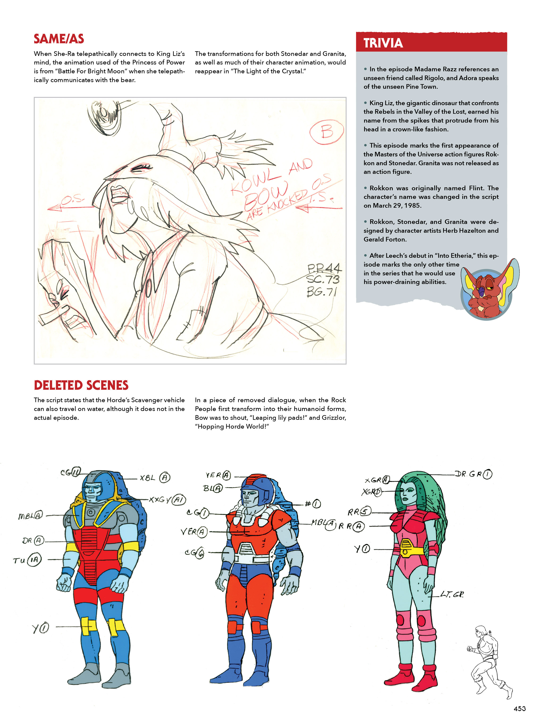 Read online He-Man and She-Ra: A Complete Guide to the Classic Animated Adventures comic -  Issue # TPB (Part 3) - 53