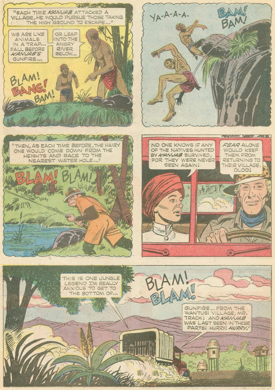 The Phantom (1962) issue 17 - Page 22